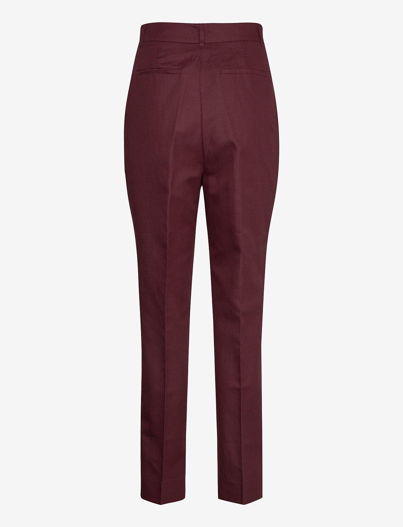 Day Birger et Mikkelsen - Day Amici - straight leg trousers - maltese - 1