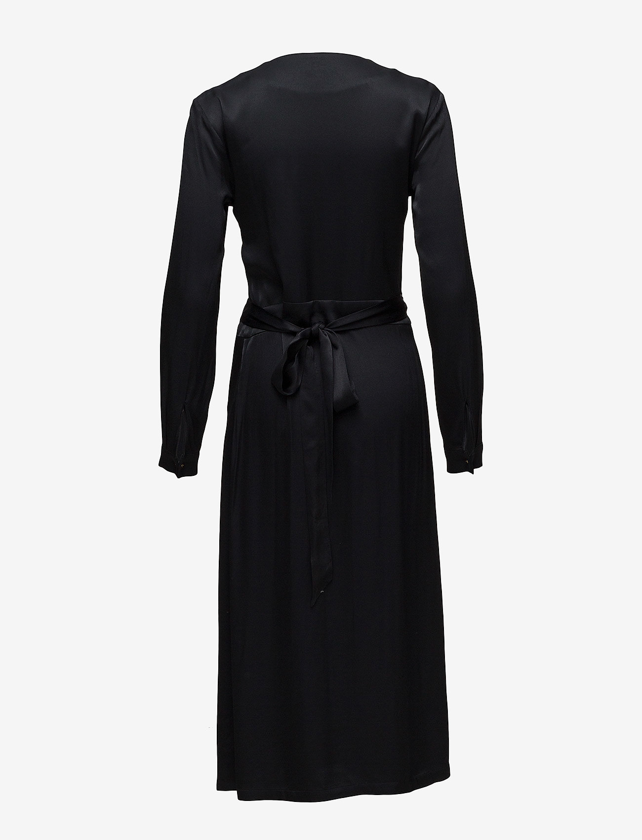 Day Birger et Mikkelsen - Day Nero - slå-om-kjoler - black - 1