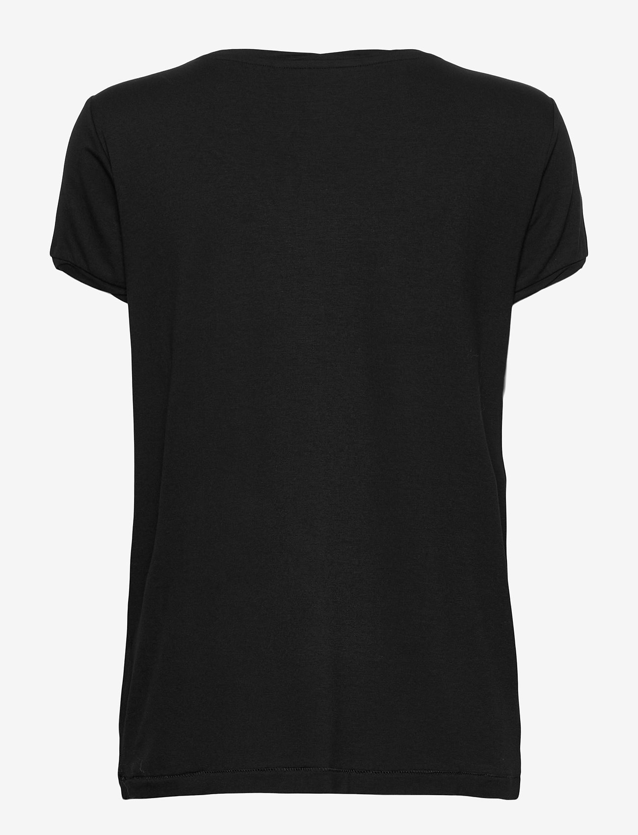 Day Birger et Mikkelsen - DAY New Clean Twist - t-shirts - black - 1