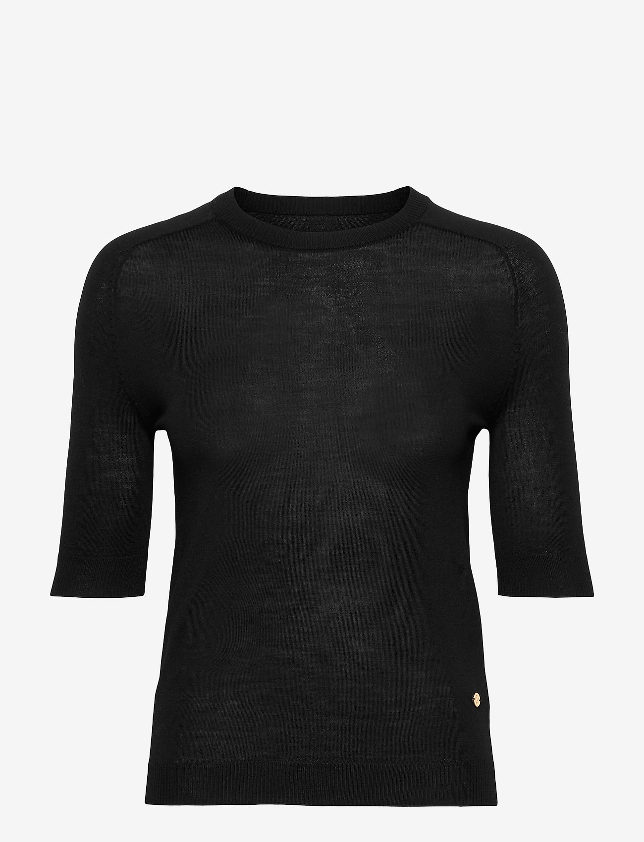 Day Birger et Mikkelsen - DAY Whitney - t-shirts - black - 0