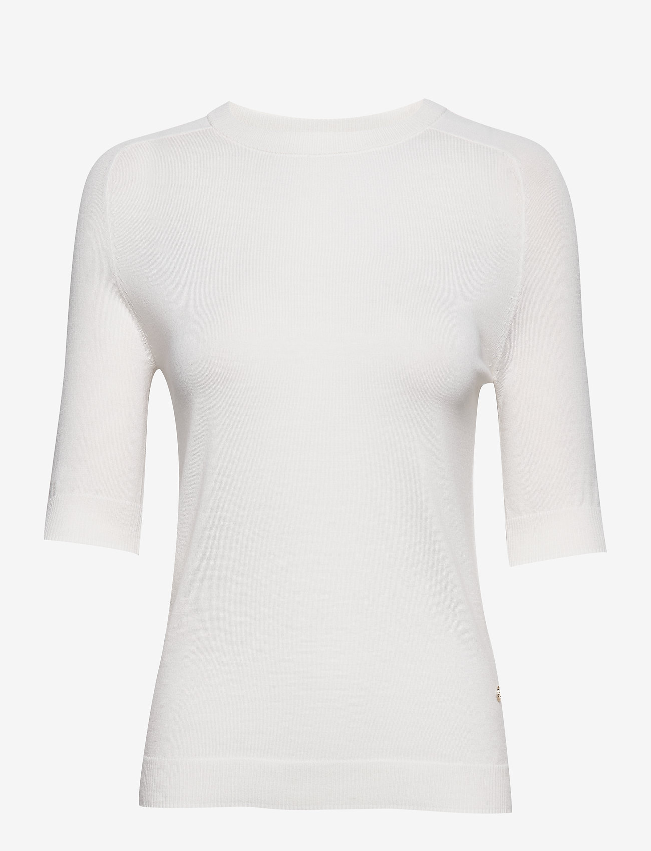 Day Birger et Mikkelsen - DAY Whitney - t-shirts basiques - ivory shade - 0