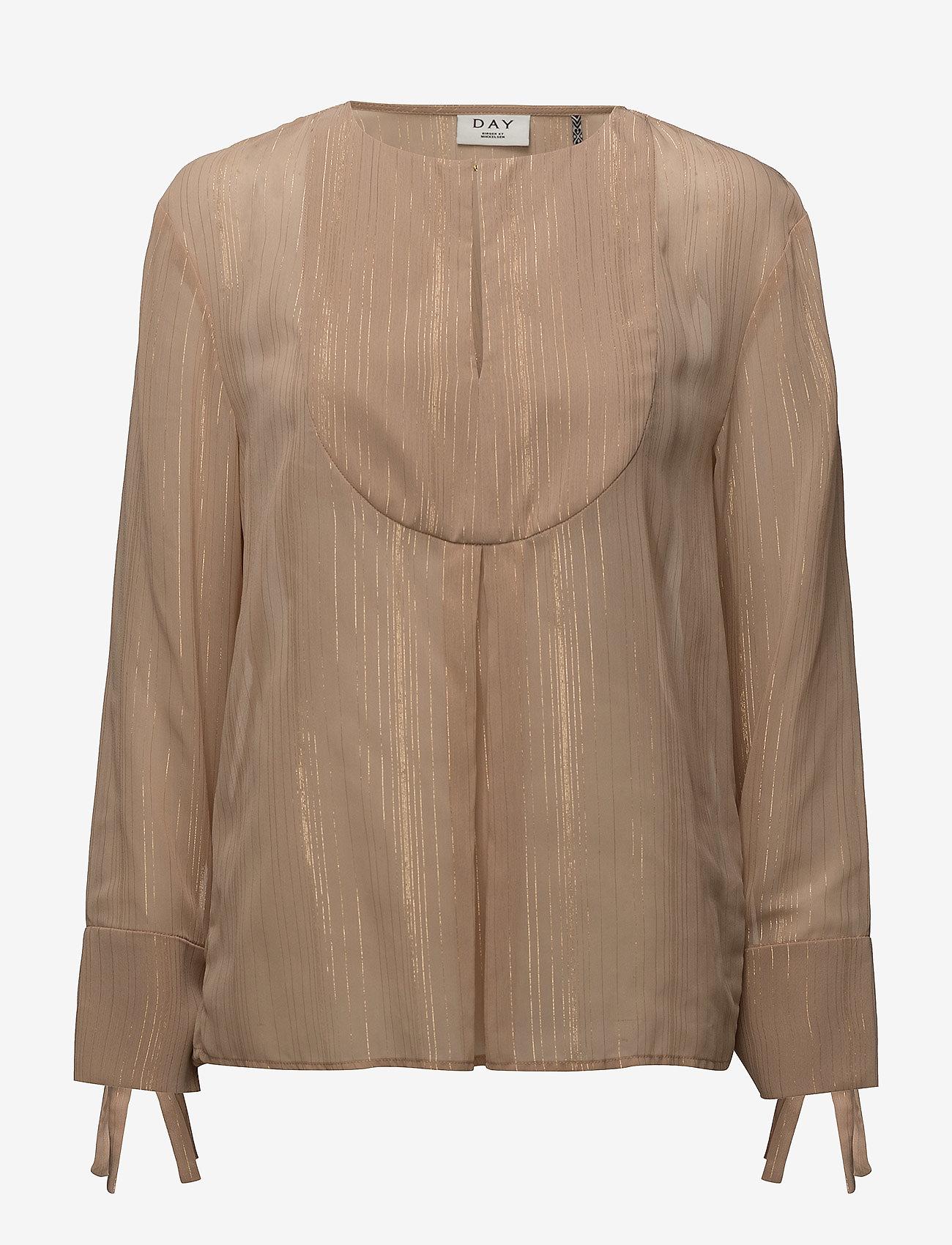 Day Birger et Mikkelsen - Day Blanket - long sleeved blouses - brush - 0