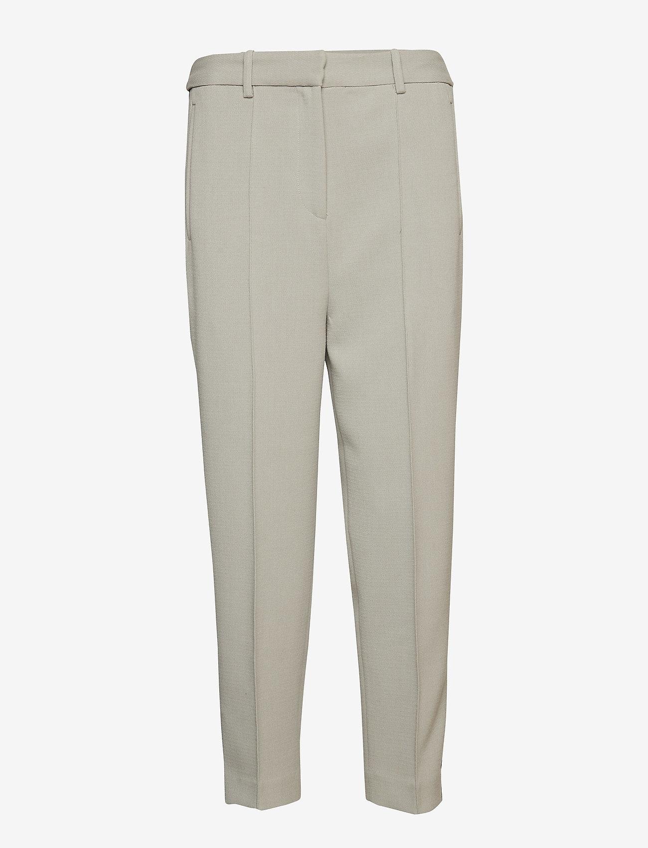 Day Birger et Mikkelsen - Day Spontaneous - straight leg trousers - ghost gray - 0