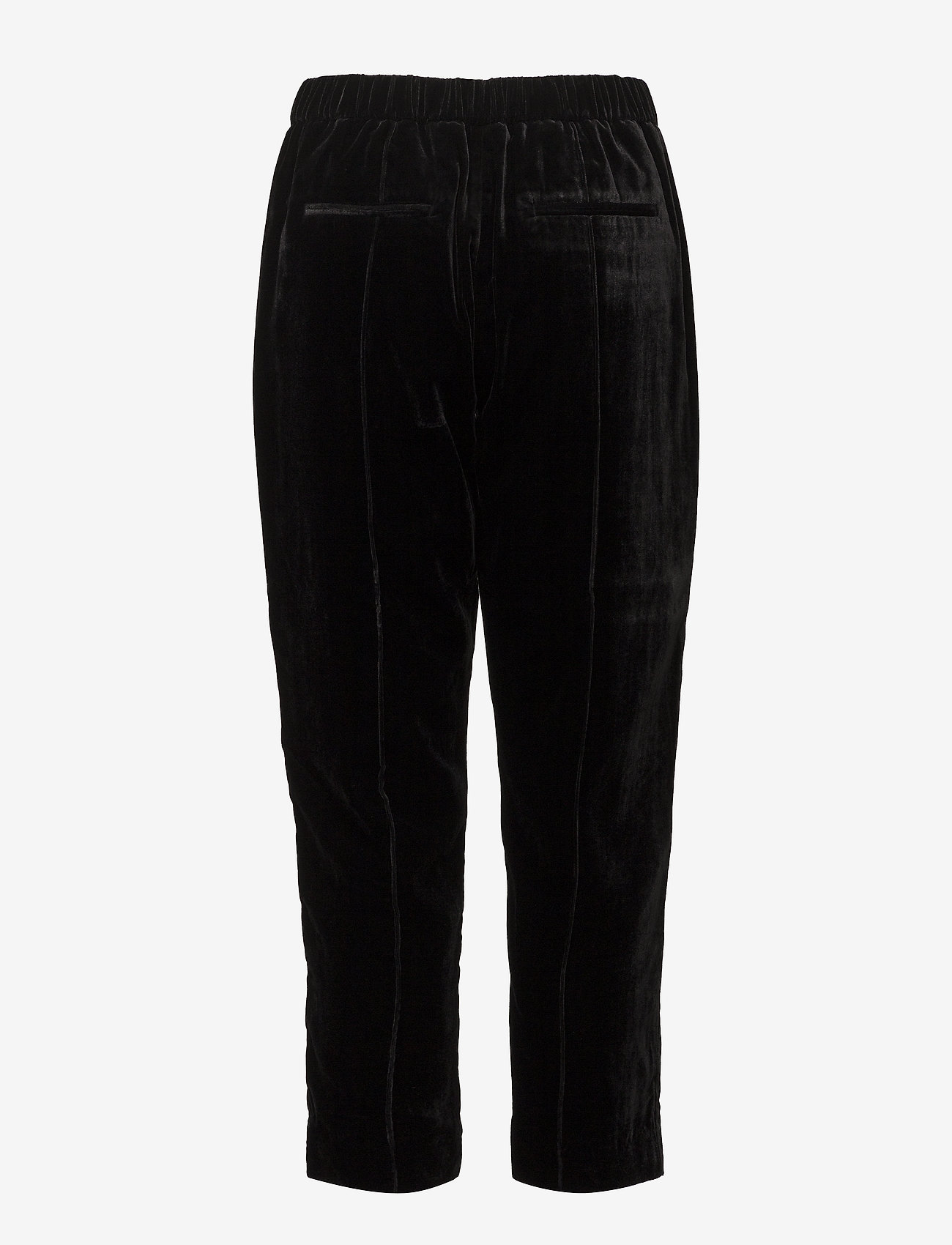 Day Birger et Mikkelsen - Day Tactile - bukser med brede ben - black - 1