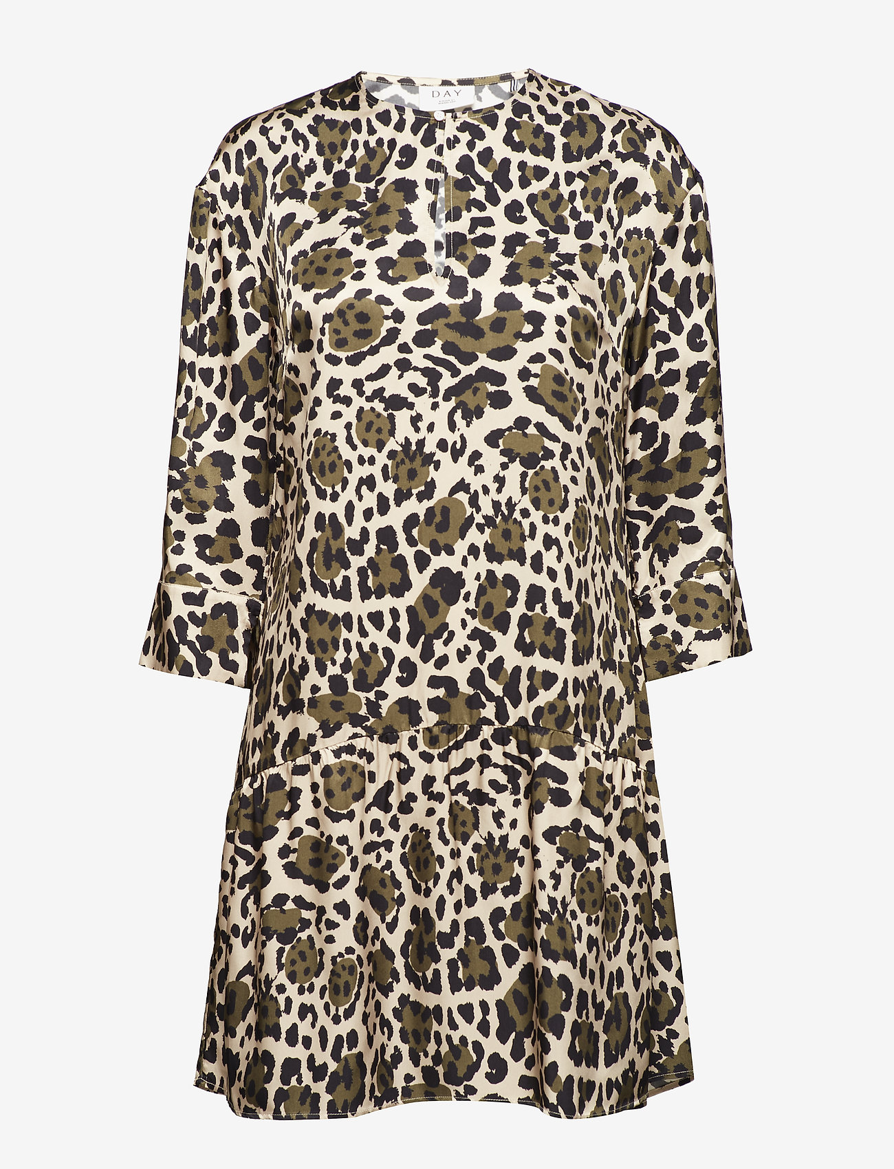 Day Birger et Mikkelsen - Day Exibition - robes courtes - deep olive - 0