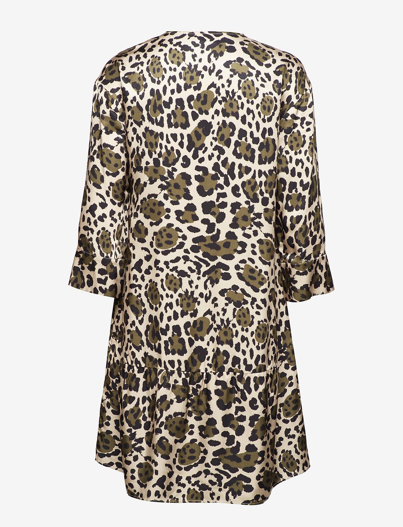 Day Birger et Mikkelsen - Day Exibition - robes courtes - deep olive - 1
