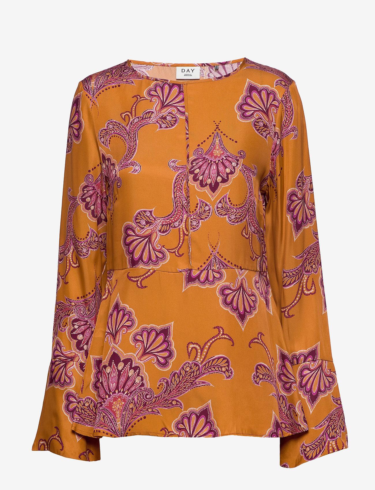 Day Birger et Mikkelsen - Day Sokak - long sleeved blouses - asani