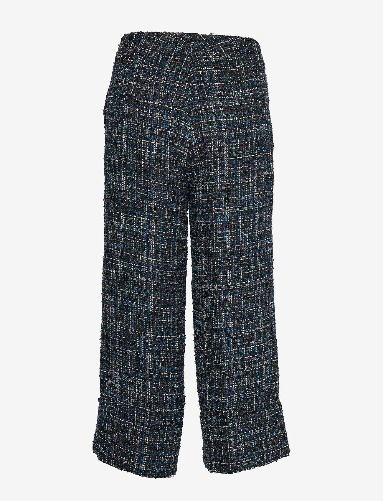 Day Birger et Mikkelsen - Day Kare - wide leg trousers - envy green - 1