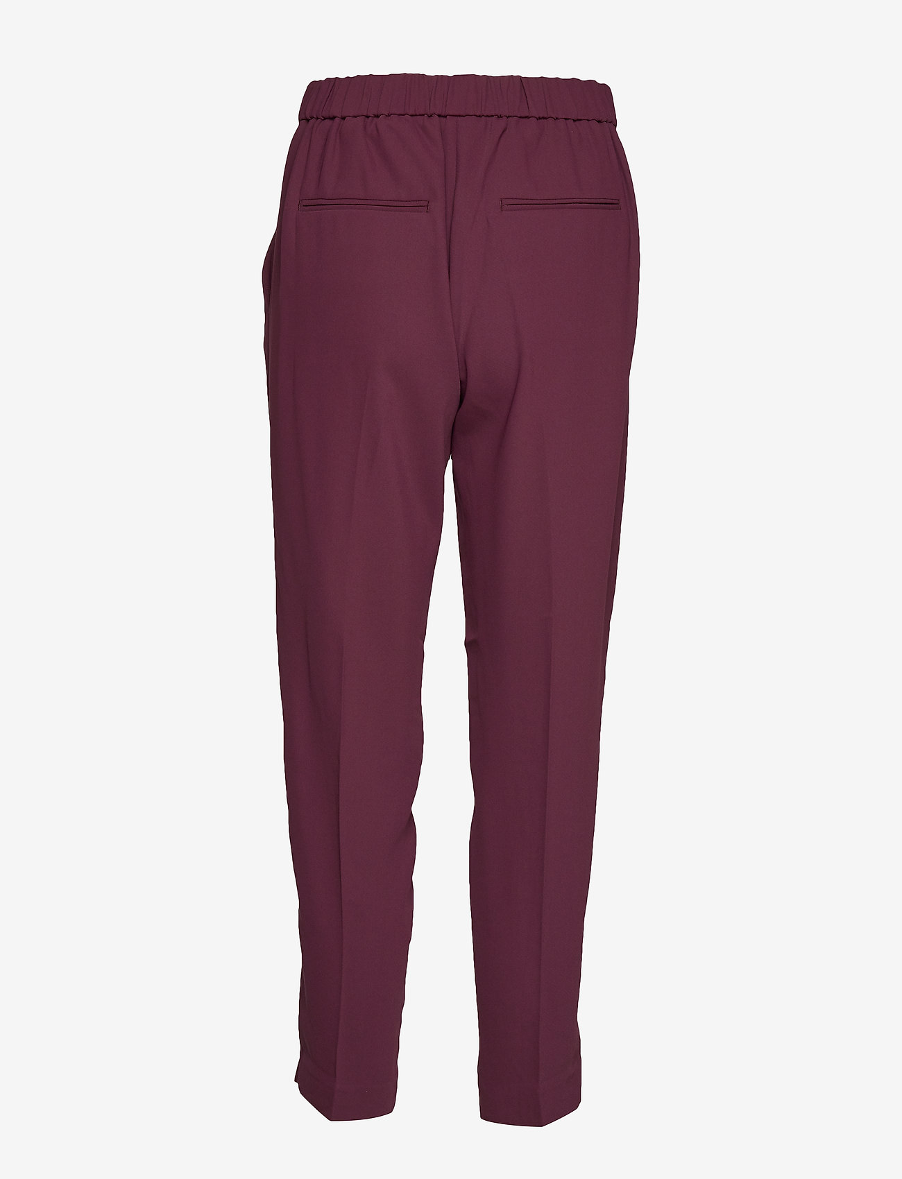 Day Birger et Mikkelsen - Day Classic Gabardine - straight leg trousers - winetasting