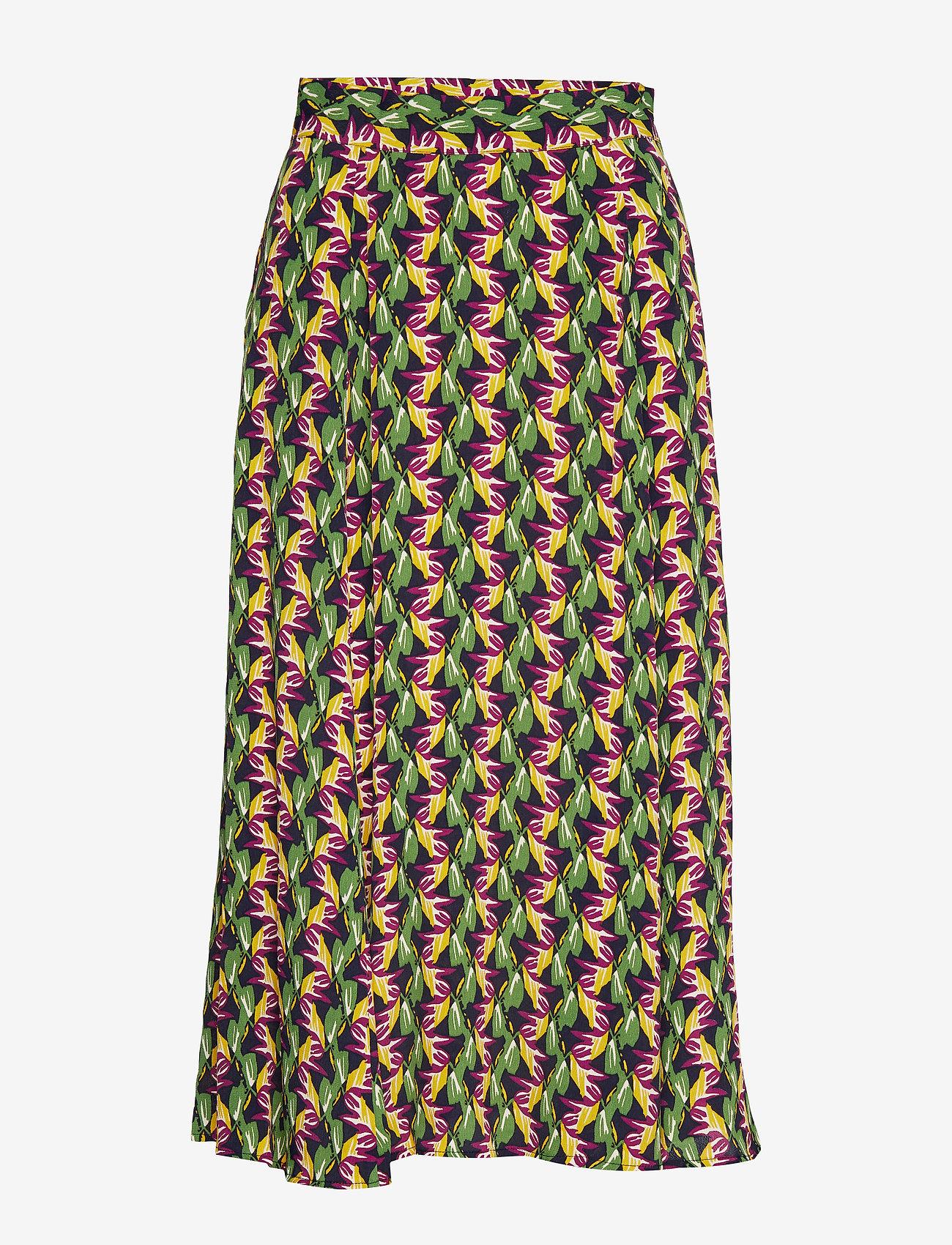 Day Birger et Mikkelsen - Day Bahce - maxi skirts - golden palm