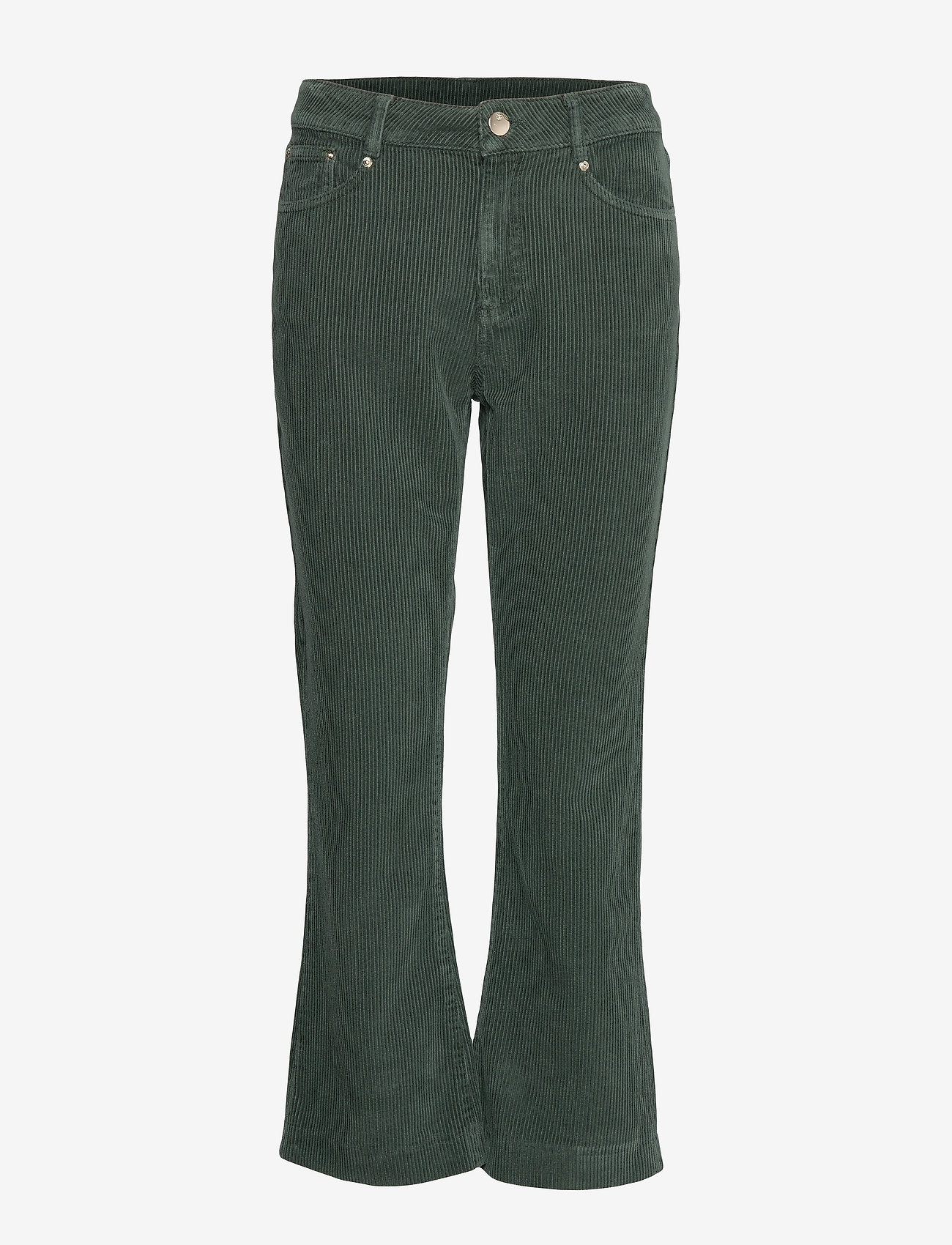 Day Birger et Mikkelsen - Day Kadife - trousers - envy green