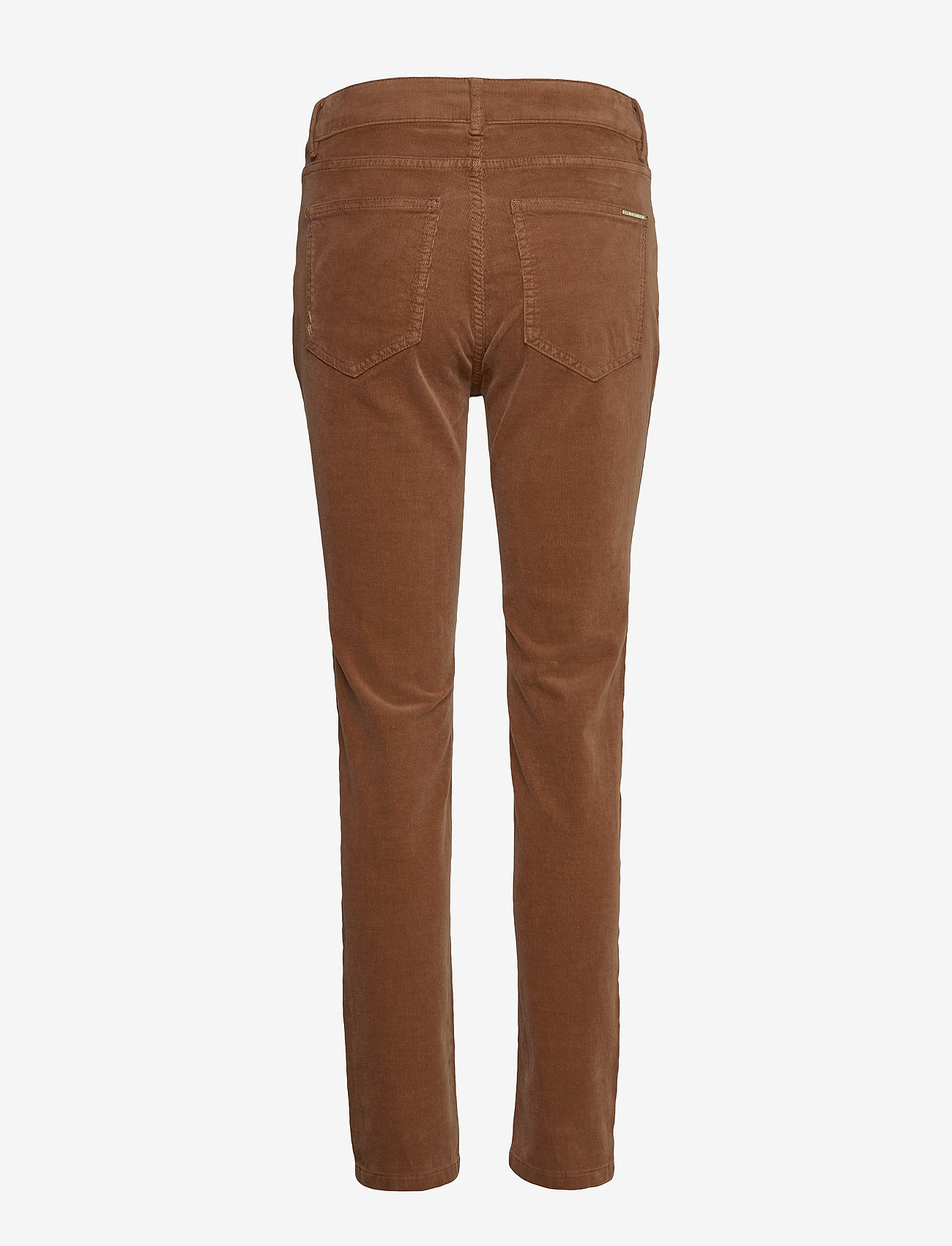 Day Birger et Mikkelsen - Day Teach - trousers with skinny legs - figue