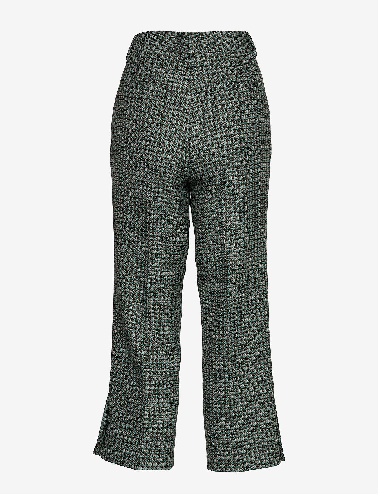 Day Birger et Mikkelsen - Day Houndstooth - straight leg trousers - baby - 1