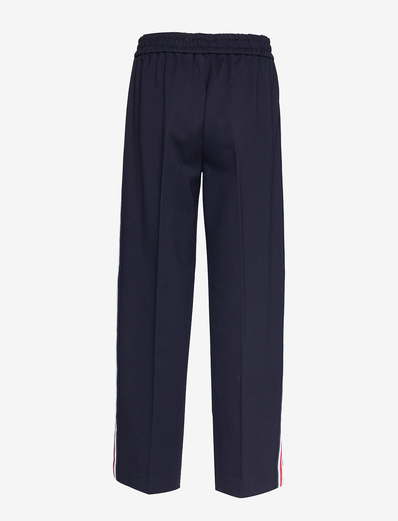 Day Birger et Mikkelsen - Day Weather - wide leg trousers - navy blazer - 1