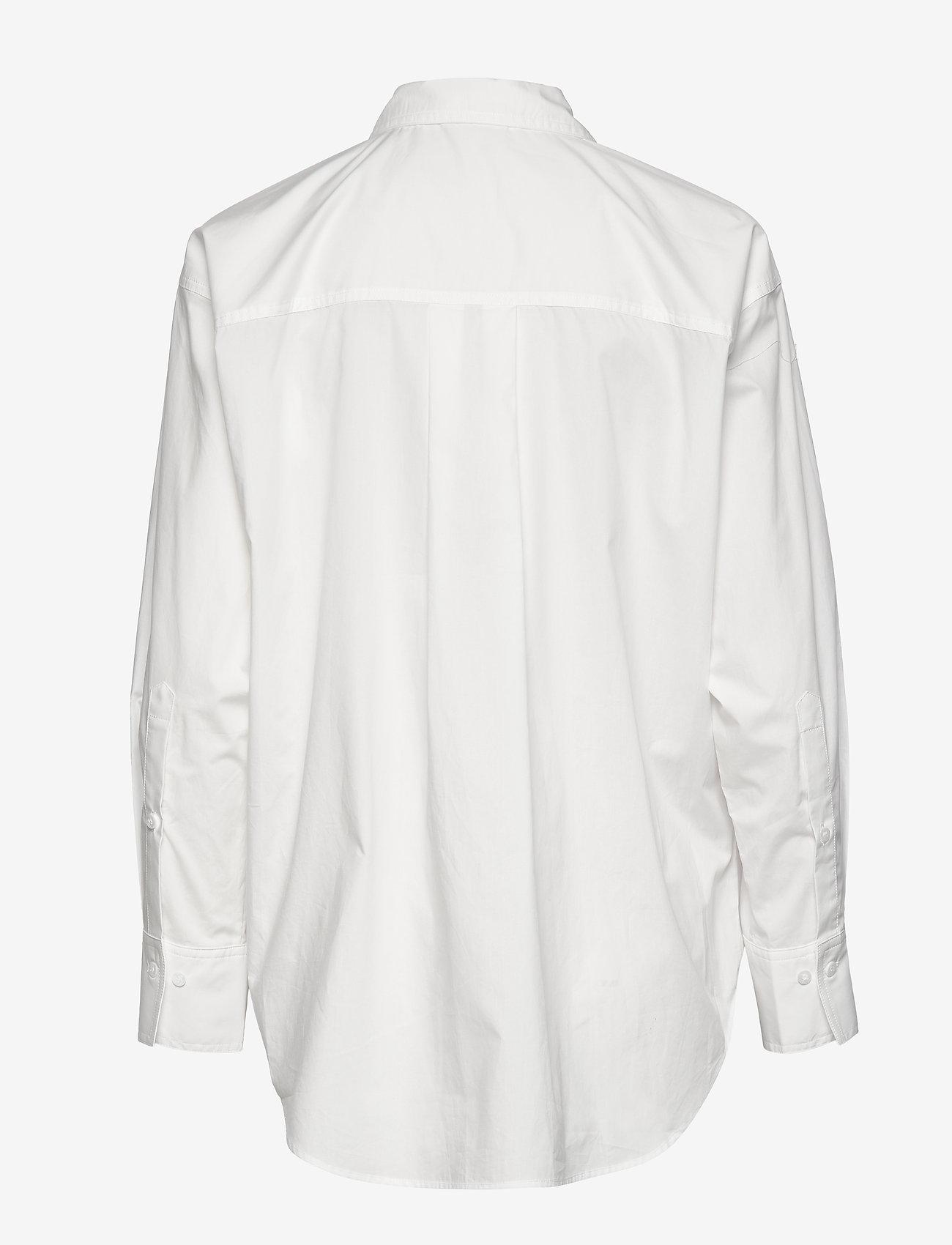 Day Birger et Mikkelsen - Day Barca - long-sleeved shirts - white fog - 1