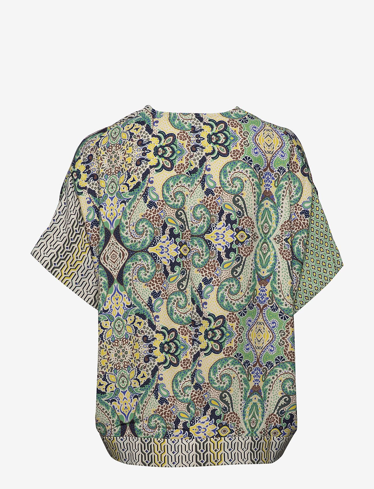 Day Birger et Mikkelsen - Day Coast - short-sleeved blouses - menta - 1