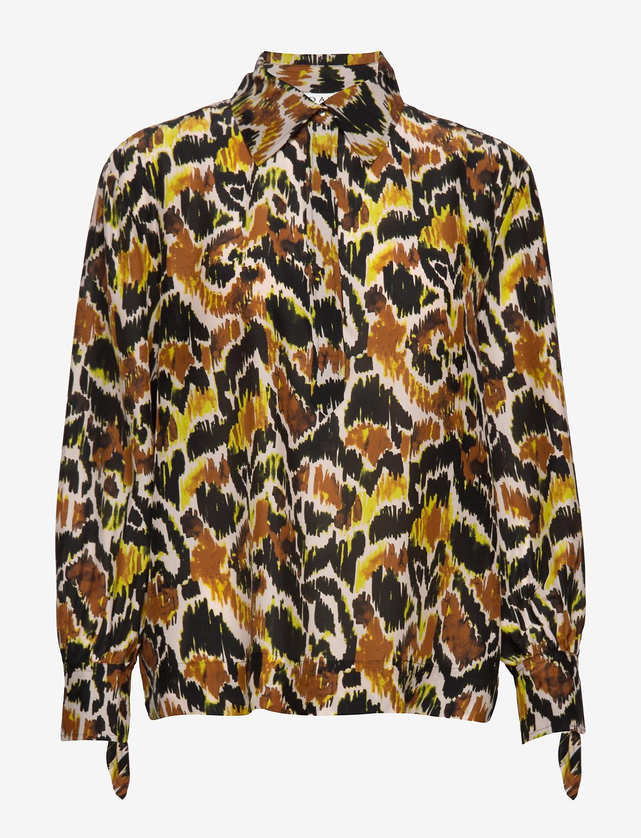 Day Birger et Mikkelsen - Day Glide - long sleeved blouses - sweet lime - 0