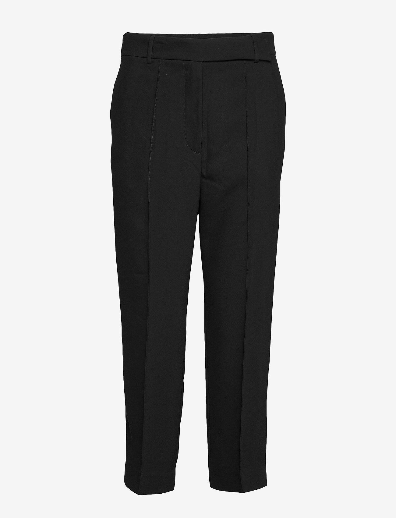 Day Birger et Mikkelsen - Day Classic Gabardine - straight leg trousers - black - 0