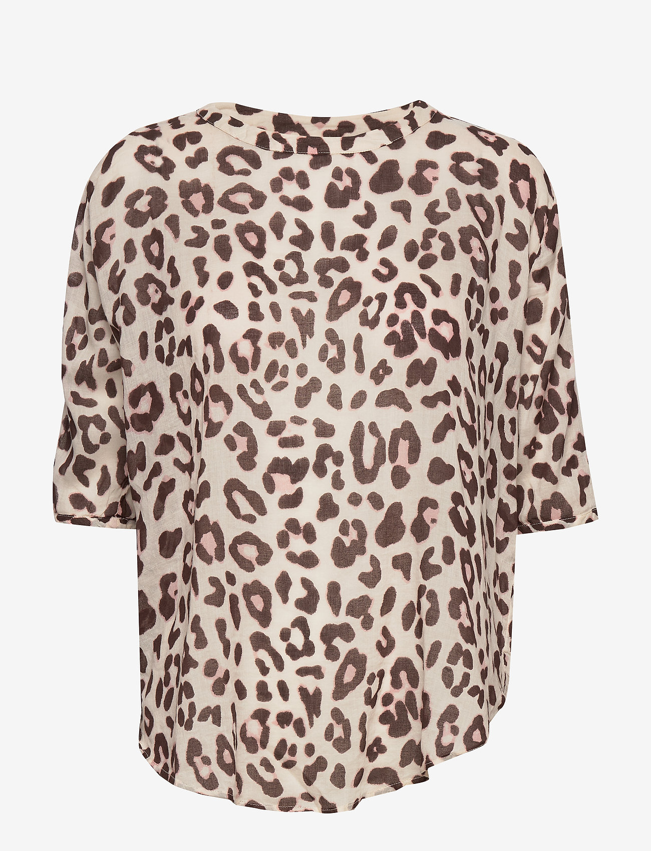 Day Birger et Mikkelsen - Day Mio - short-sleeved blouses - smoke - 0