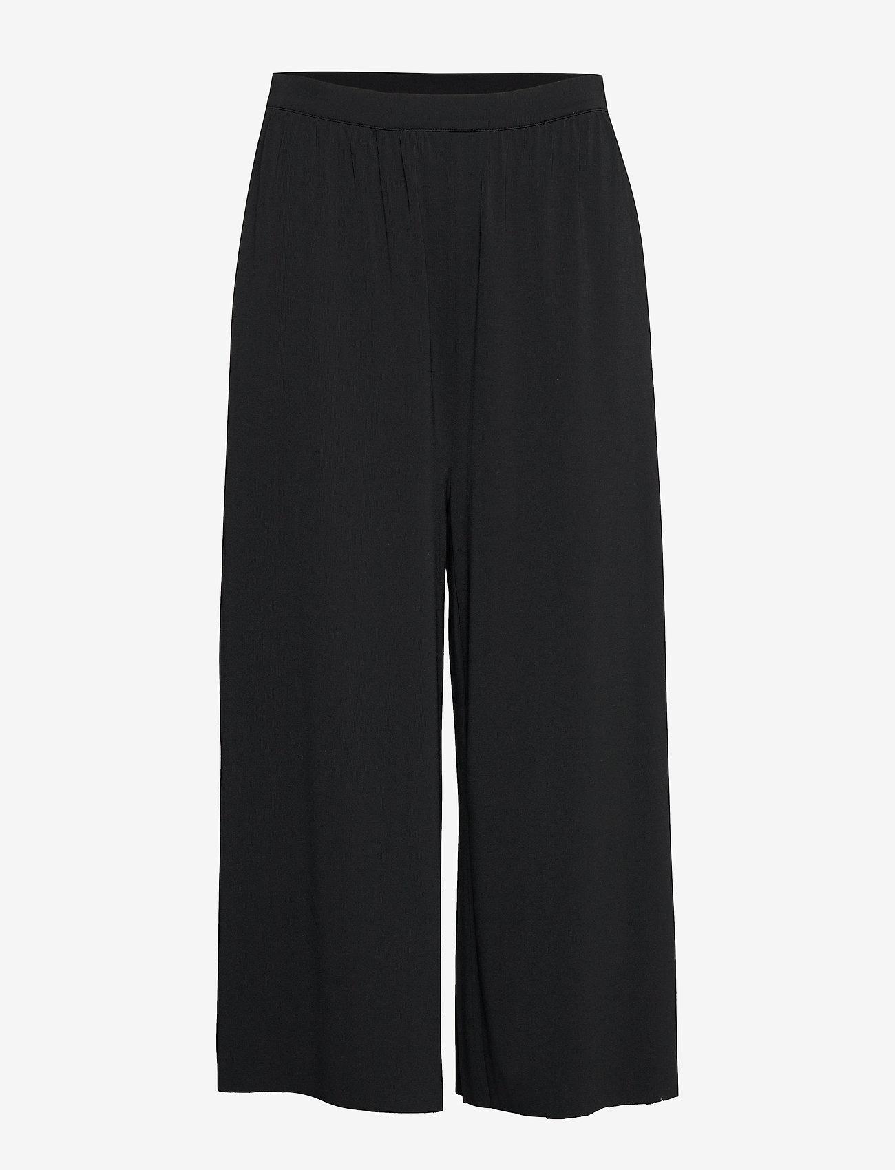 Day Birger et Mikkelsen - DAY Pesca - bukser med brede ben - black - 0