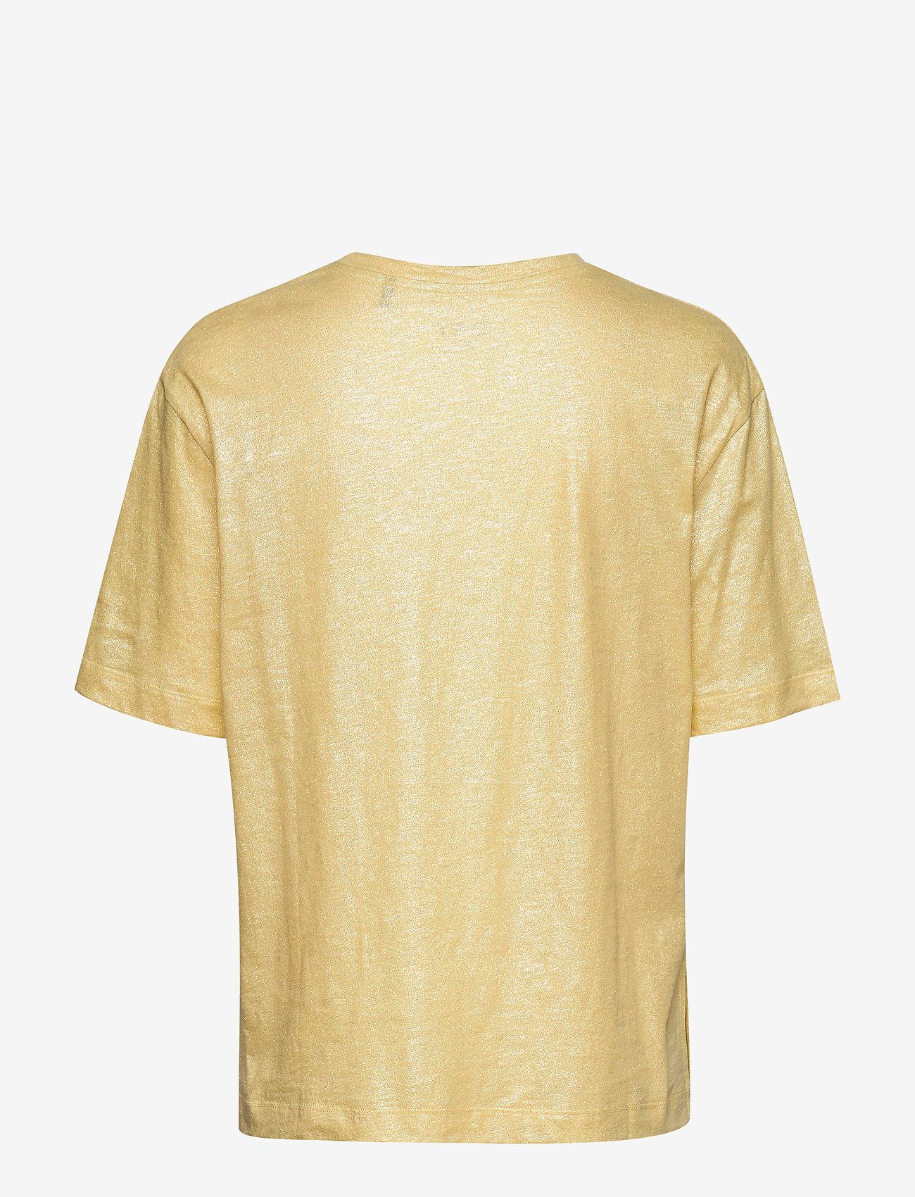 Day Birger et Mikkelsen - DAY Via - t-shirts - dusky citron - 1