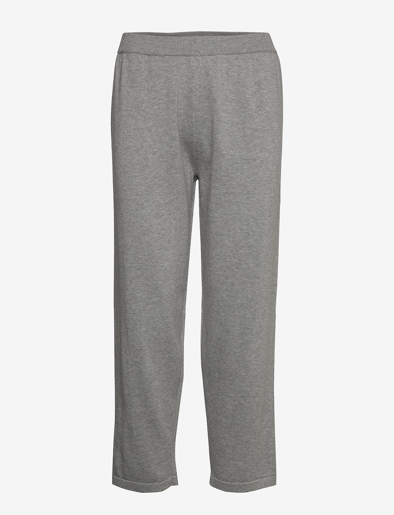 Day Birger et Mikkelsen - DAY Piazza - casual trousers - light grey mel. - 0