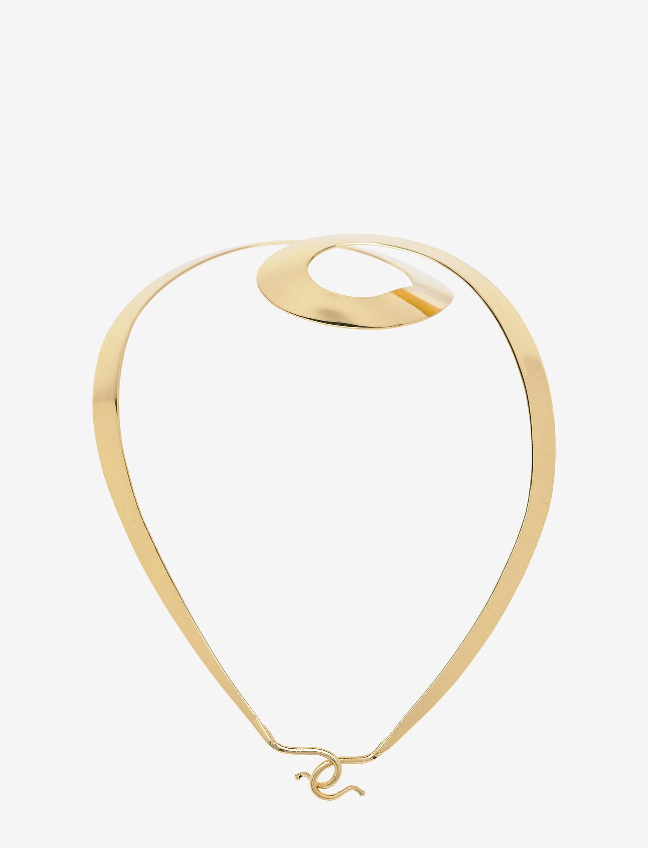Day Birger et Mikkelsen - DAY Spiral Necklace - statement necklaces - rich gold - 1