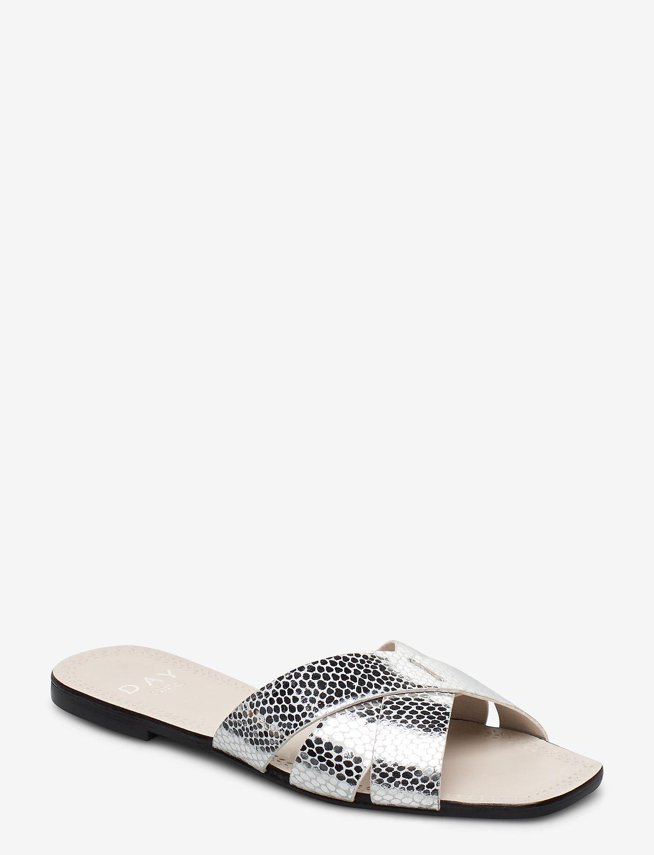 Day Birger et Mikkelsen - DAY Spring Sandals - sandales - silver - 0