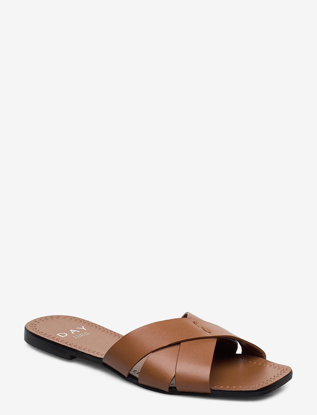 Day Birger et Mikkelsen - DAY Spring Sandals - płaskie sandały - topaz - 0