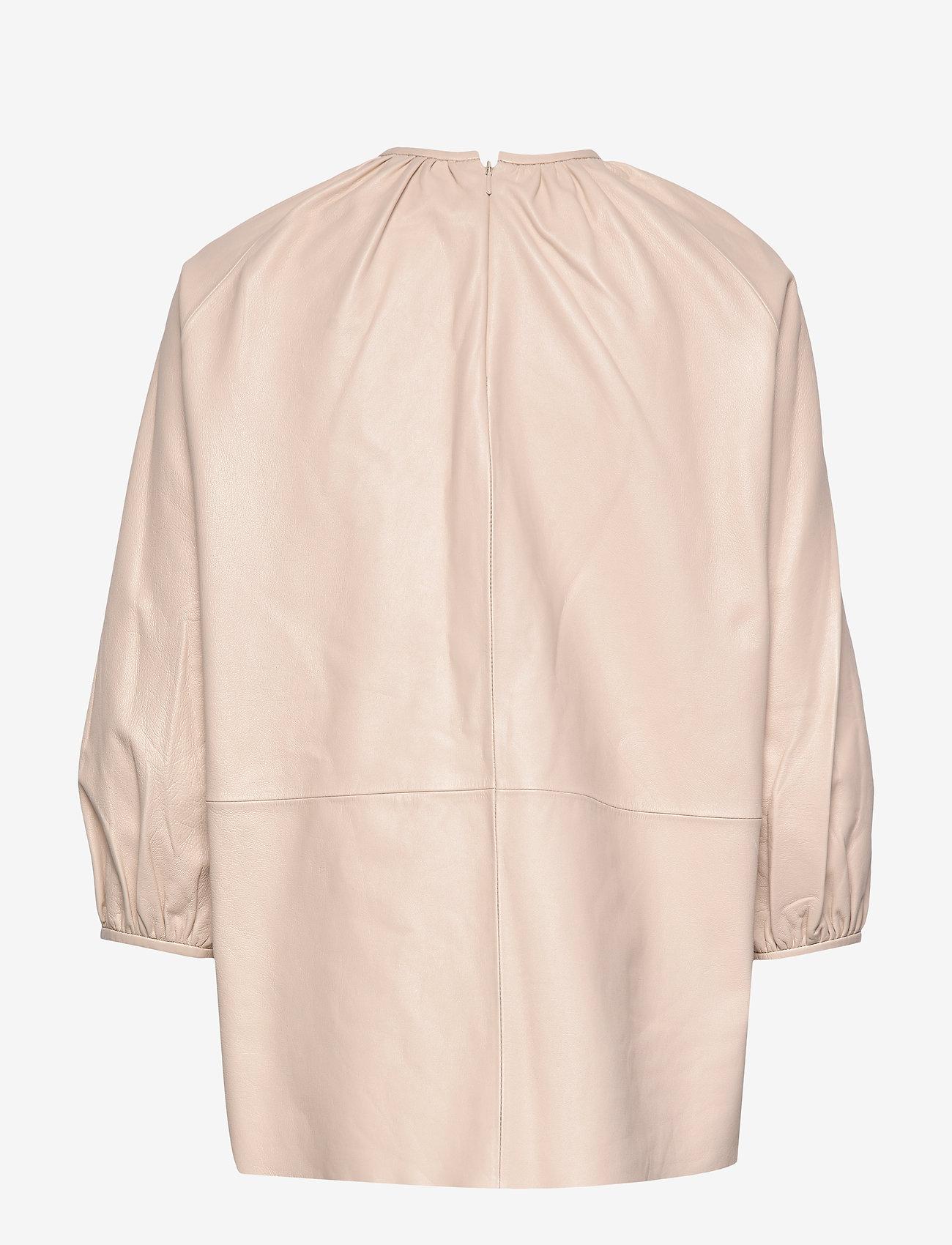 Day Birger et Mikkelsen - Day Porto - long sleeved blouses - smoke - 1
