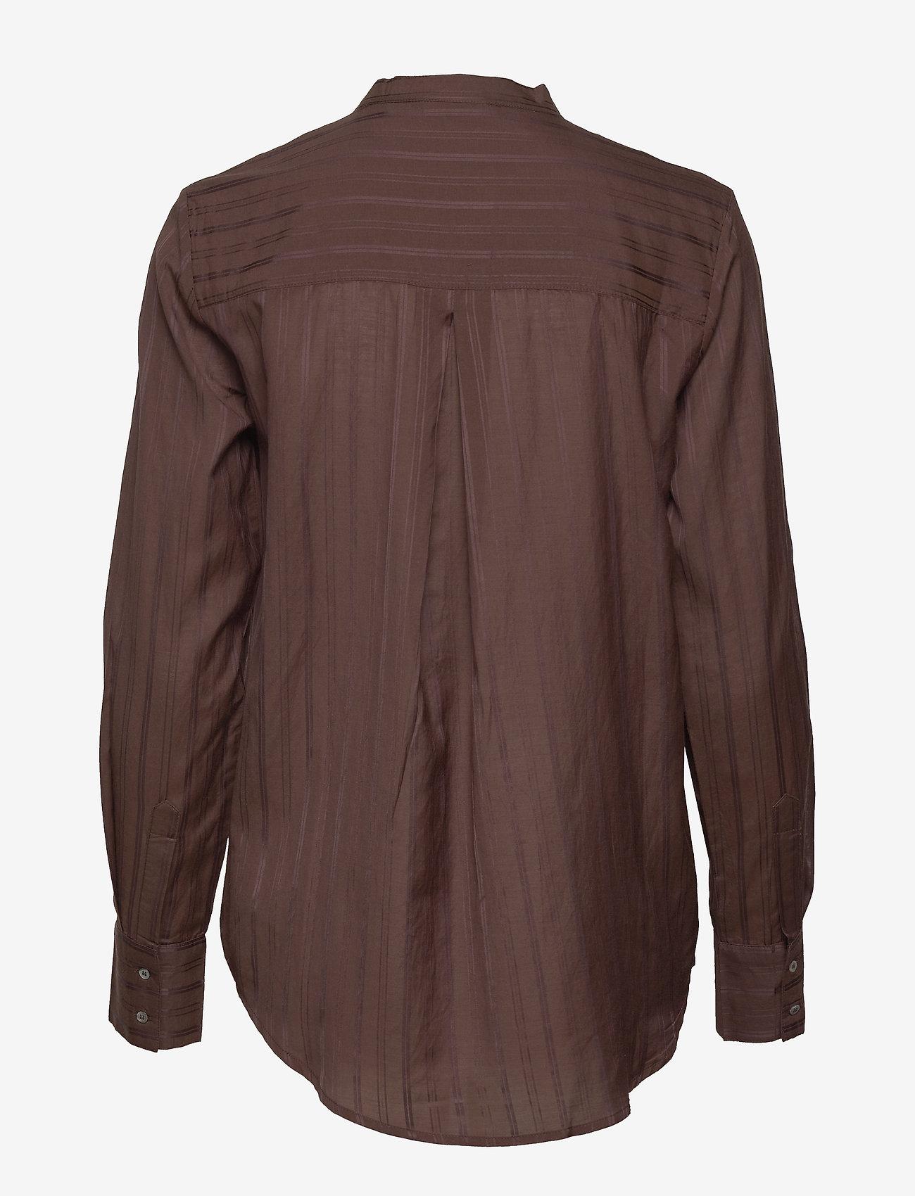 Day Birger et Mikkelsen - DAY Witty - long sleeved blouses - bean - 1