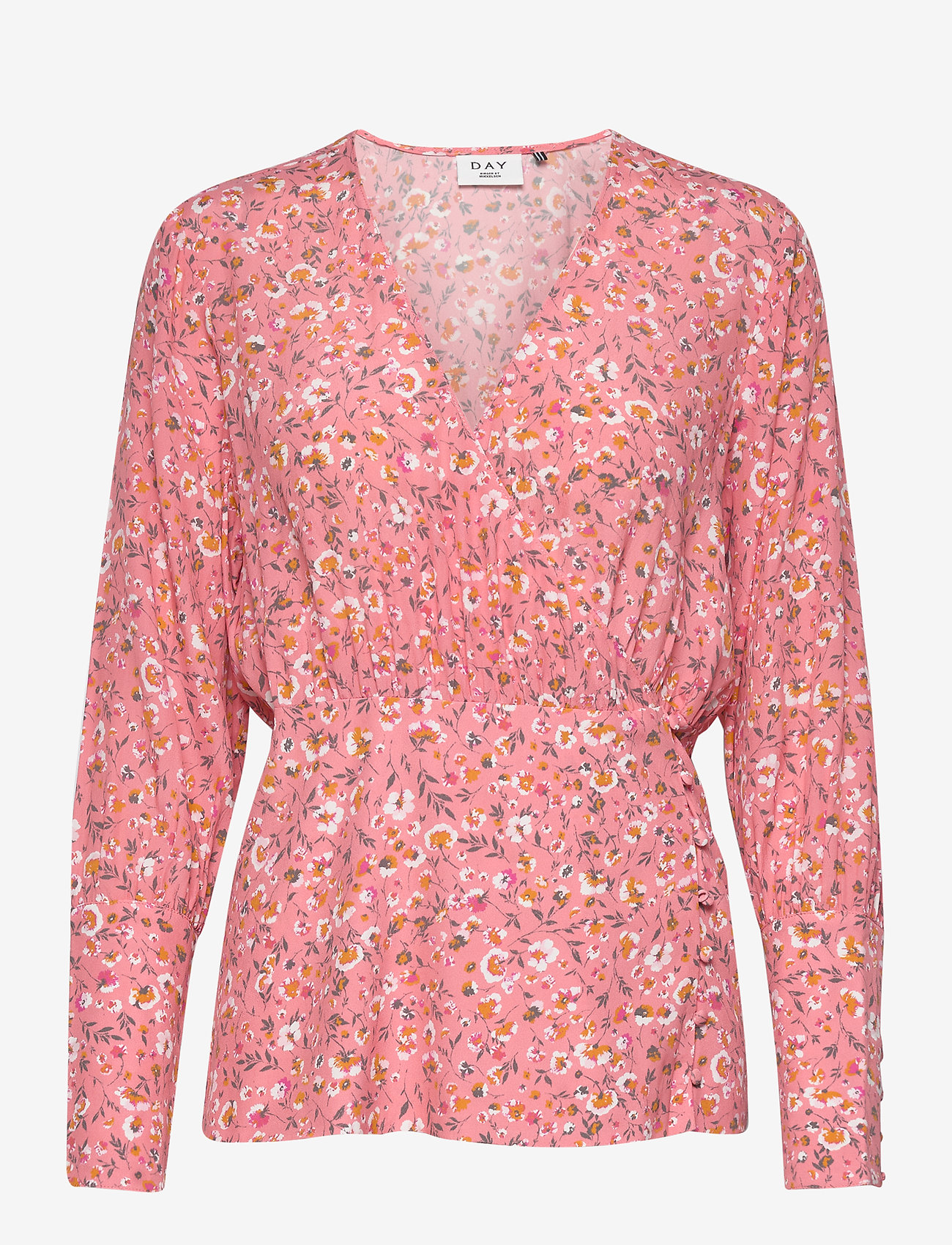 Day Birger et Mikkelsen - Day Nature - long sleeved blouses - peonia - 0