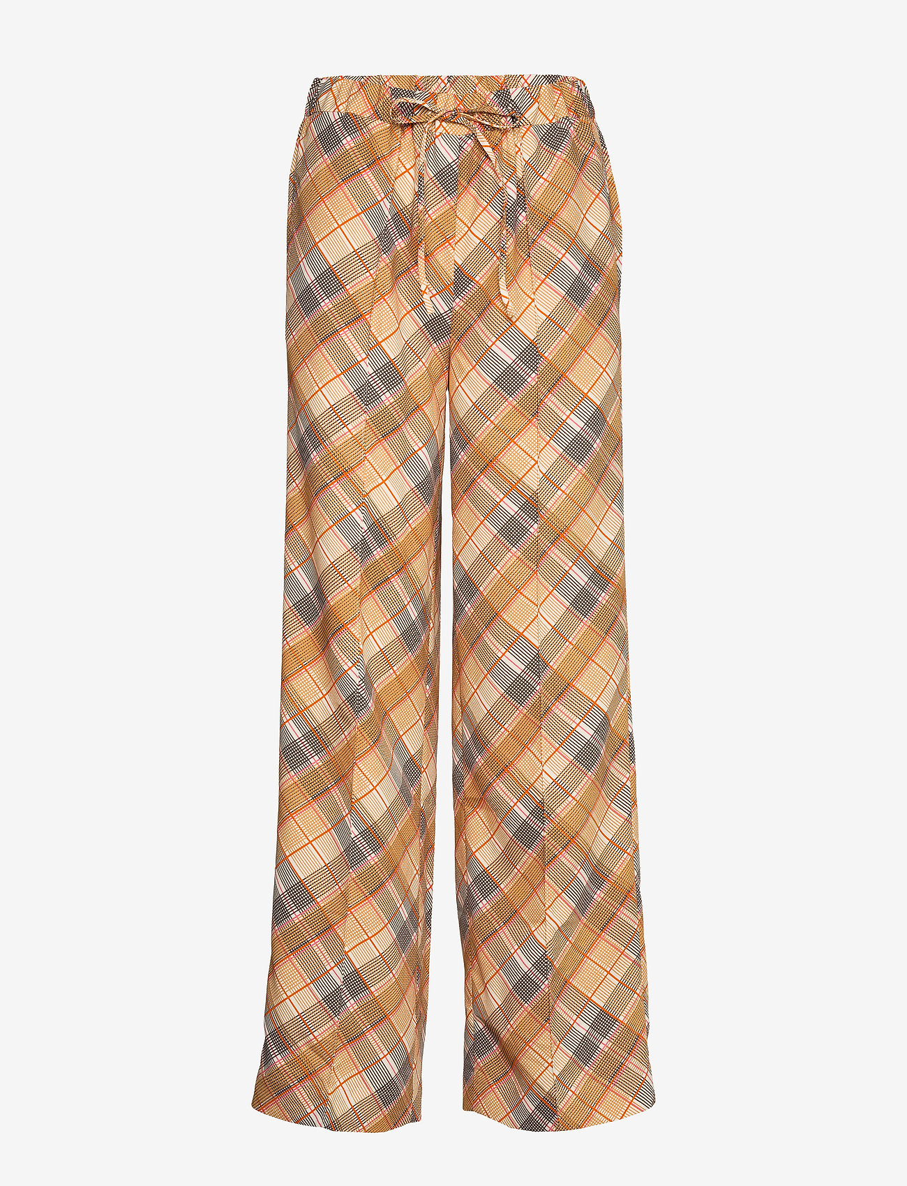 Day Birger et Mikkelsen - Day Tomorrow - bukser med brede ben - ivory shade - 0
