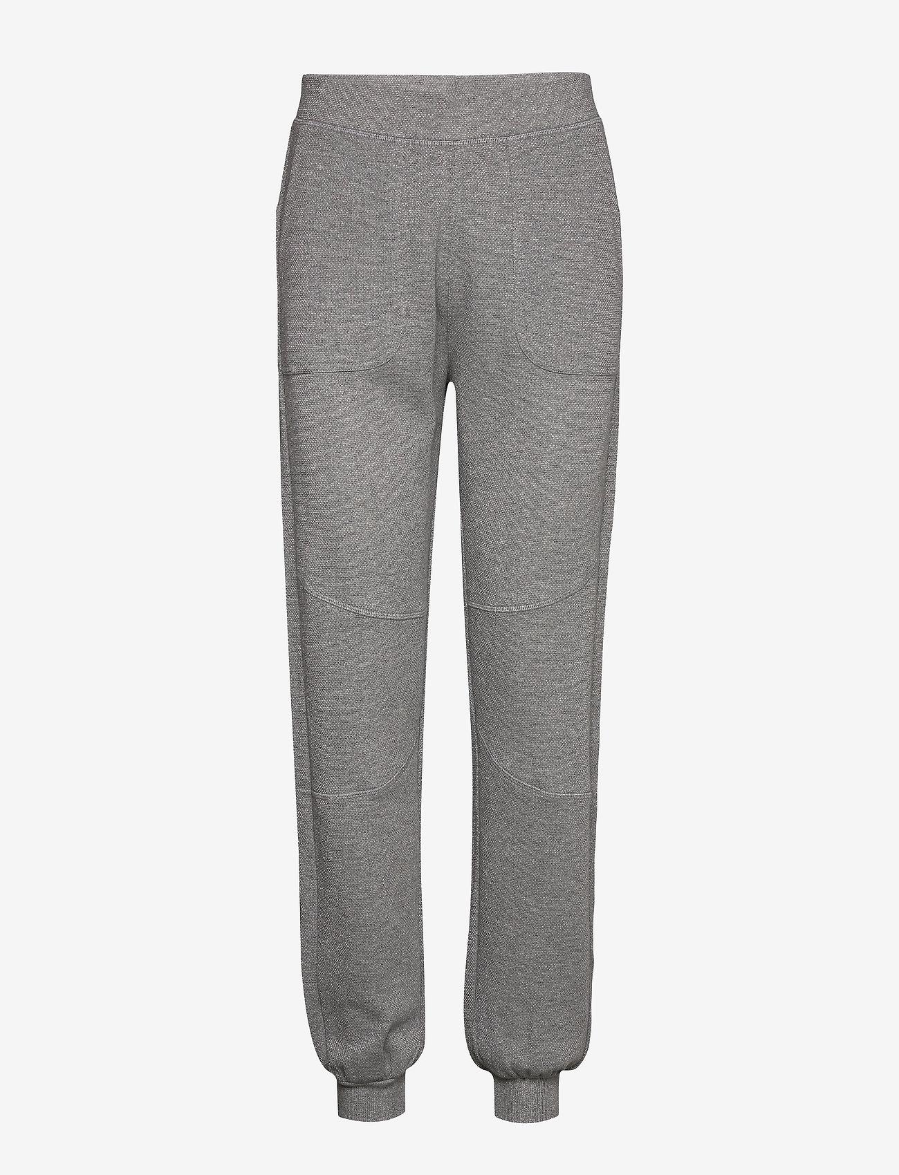 Day Birger et Mikkelsen - Day Spin - sweatpants - dark grey mel. - 0
