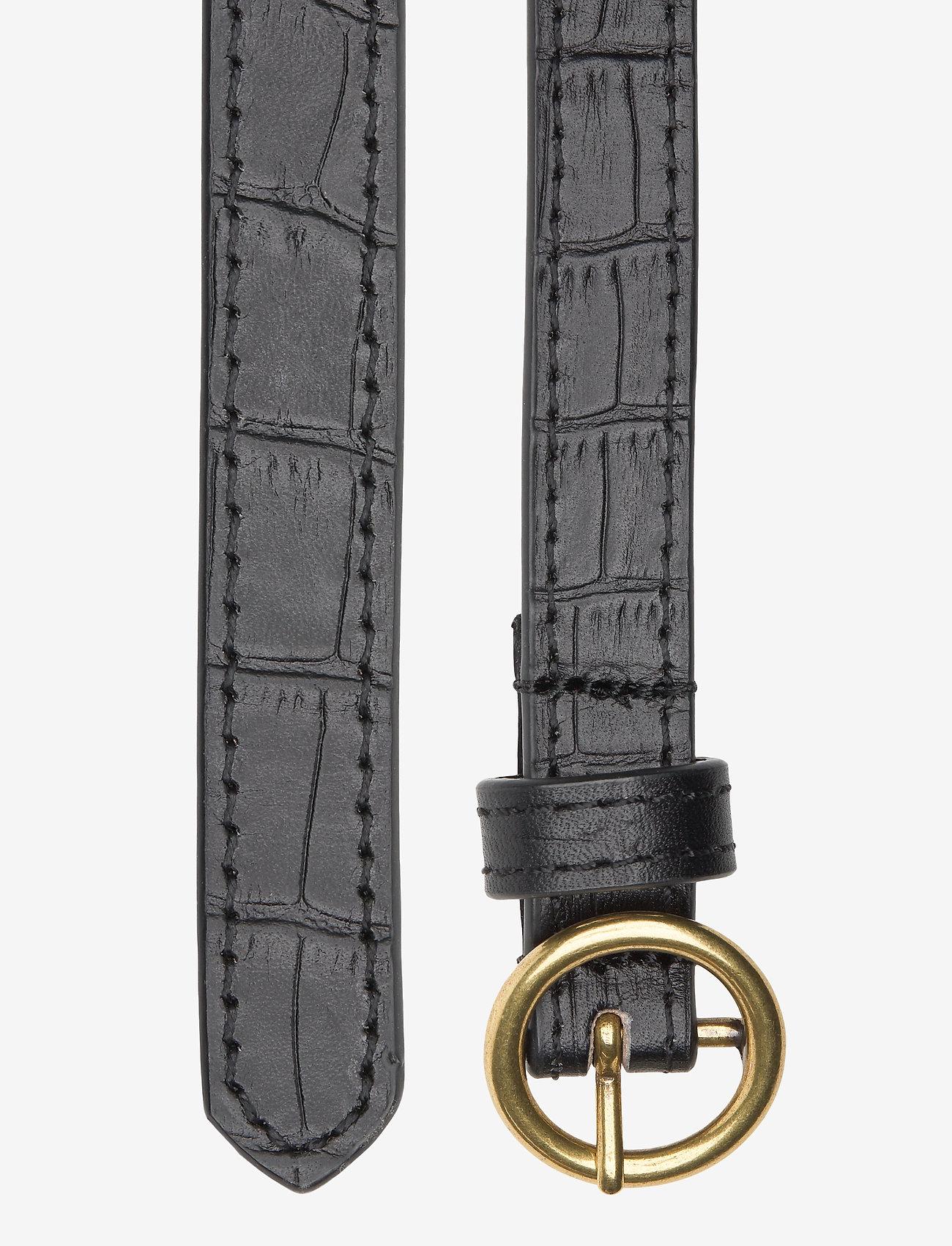Day Birger et Mikkelsen - Day Kemer Narrow - ceintures - black - 1