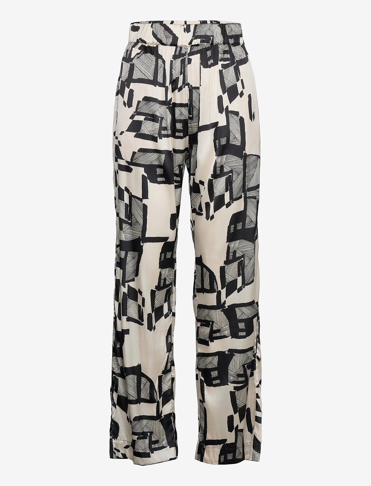 Day Birger et Mikkelsen - DAY Music - casual trousers - ivory - 0