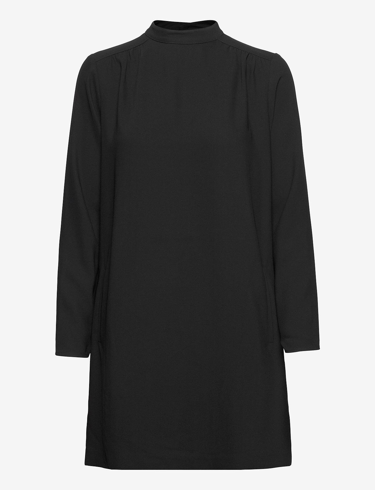 Day Birger et Mikkelsen - DAY Classic Gabardine - midi kjoler - black - 0