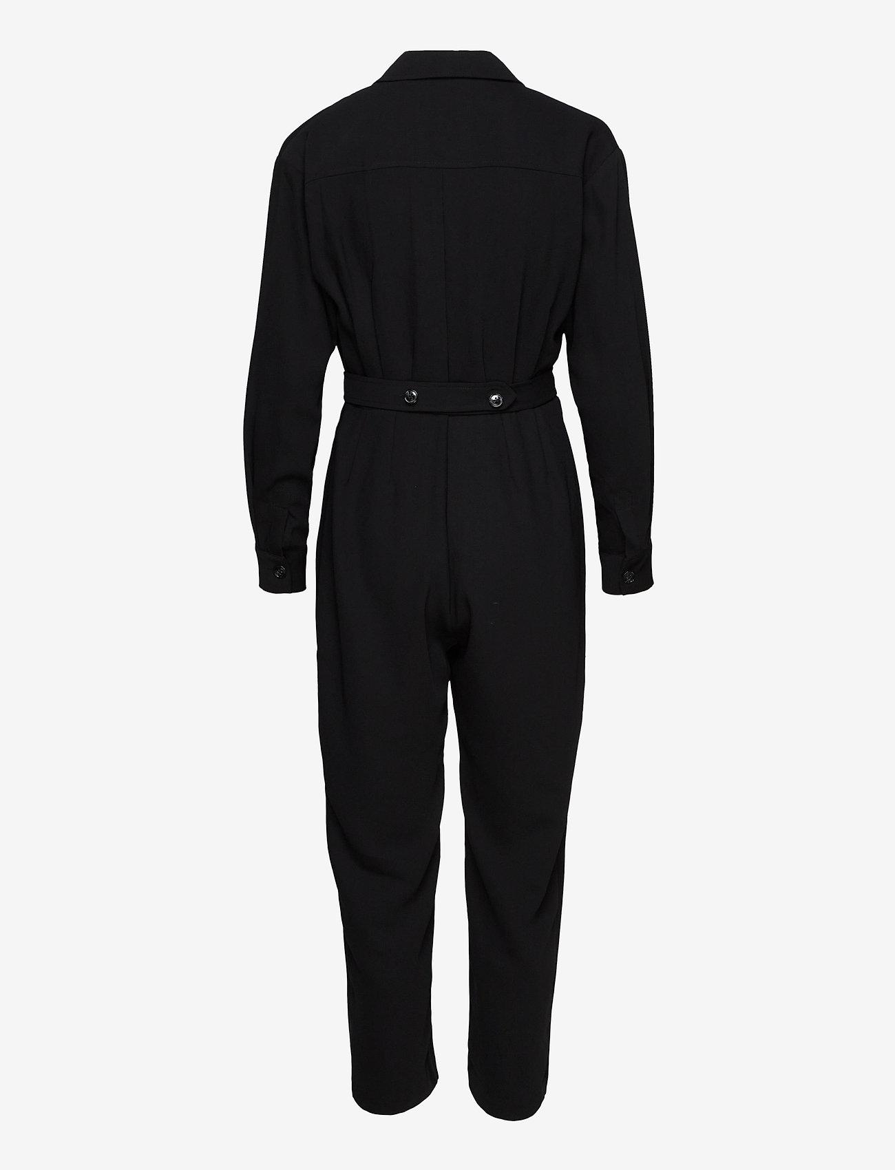 Day Birger et Mikkelsen - DAY Classic Gabardine - jumpsuits - black - 1