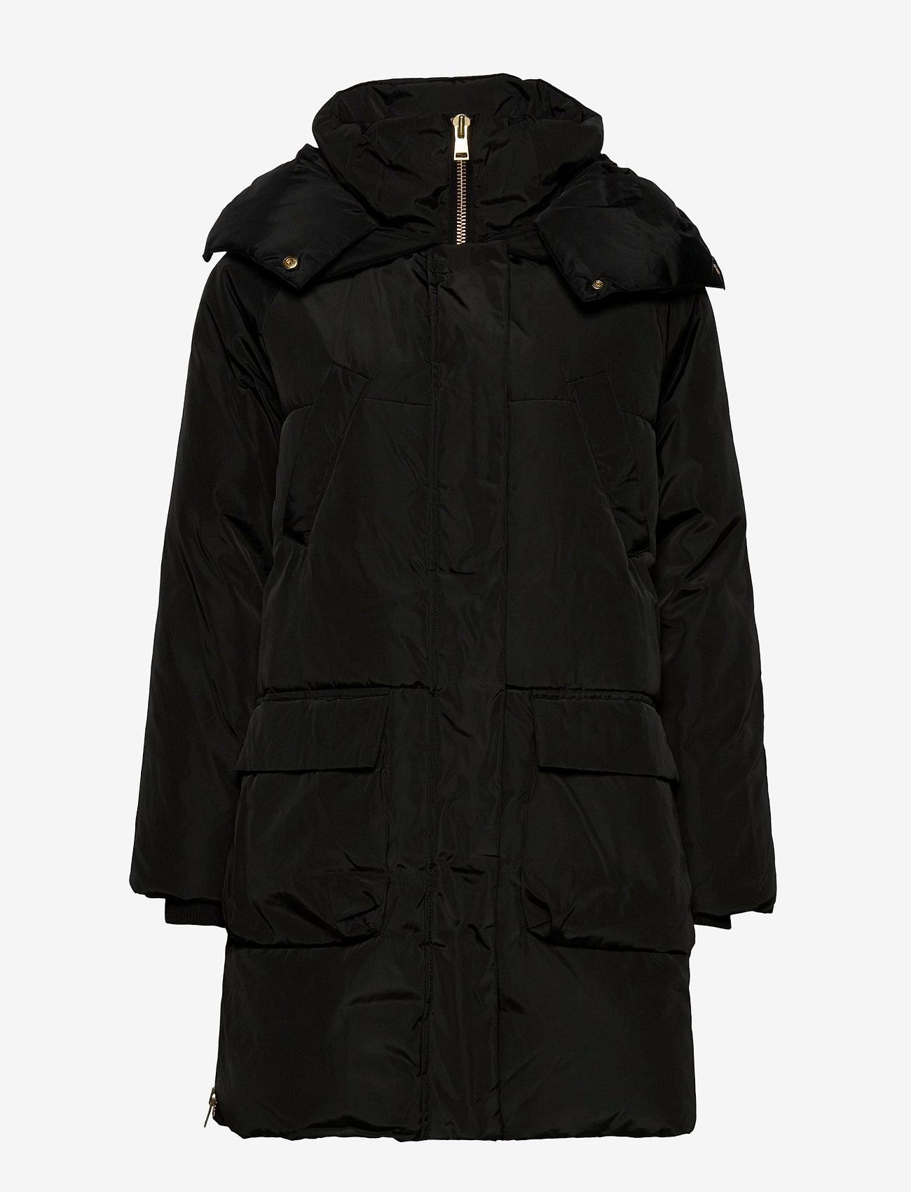 Day Birger et Mikkelsen - DAY New Justine - wyściełane płaszcze - black - 1