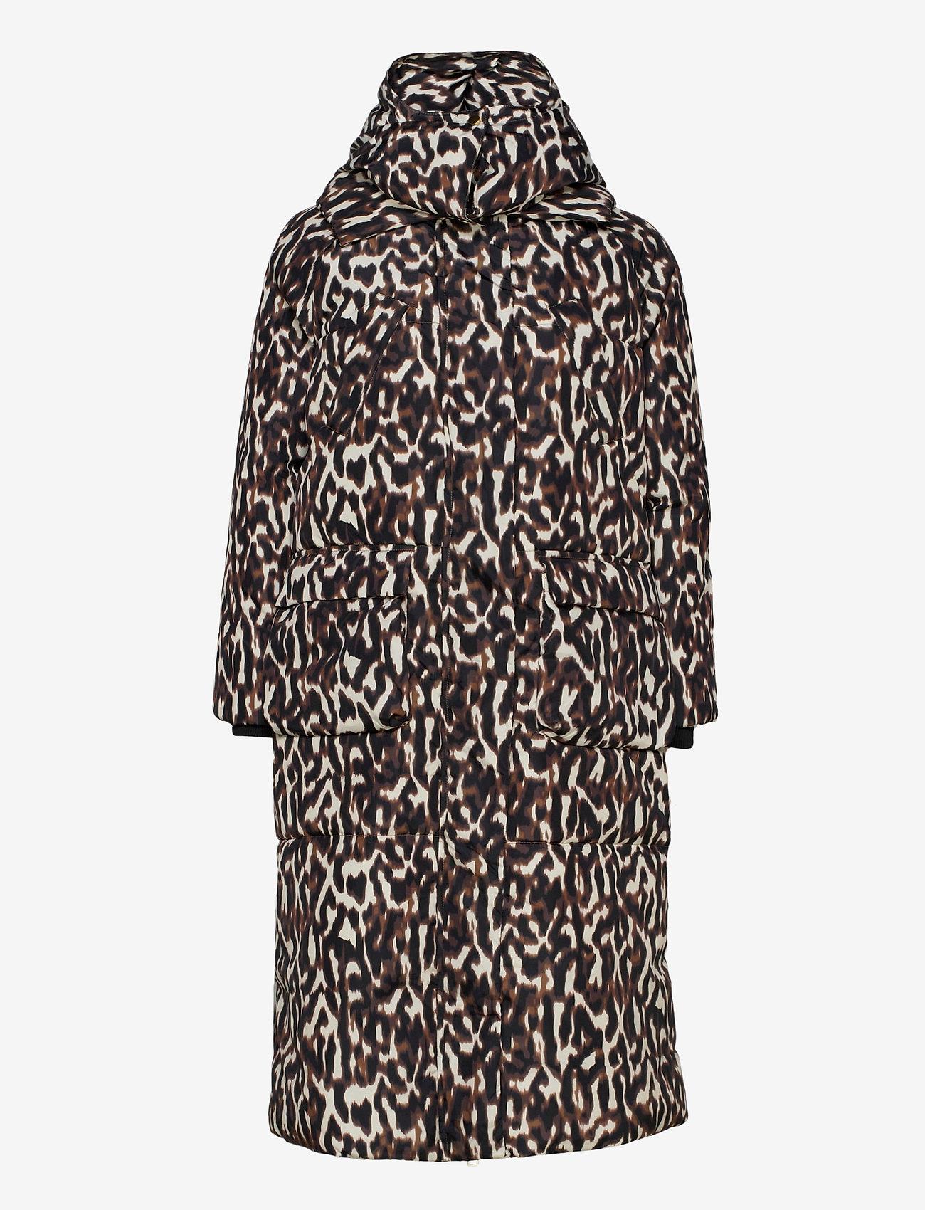 Day Birger et Mikkelsen - DAY New Justine Printed - wyściełane płaszcze - java - 1