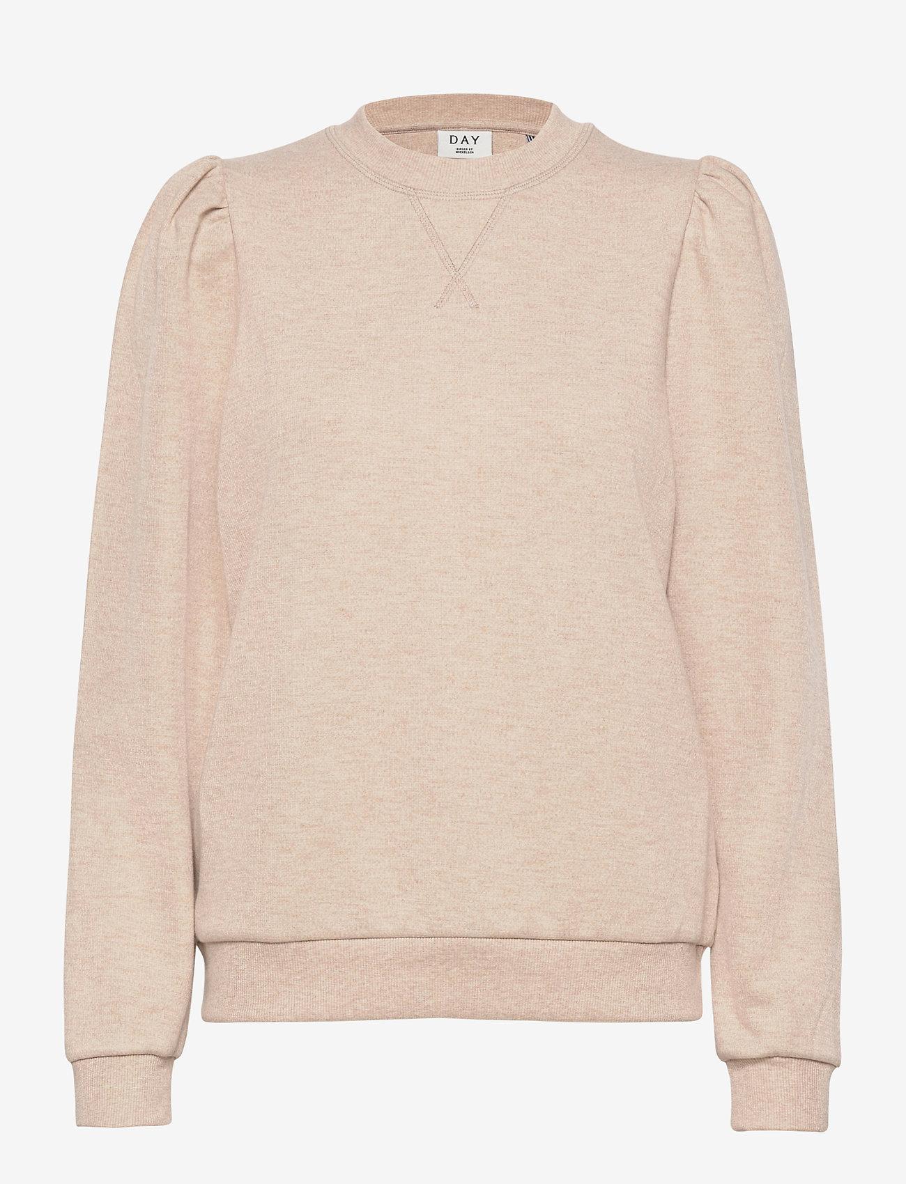 Day Birger et Mikkelsen - Day Spin - sweatshirts - cement - 0