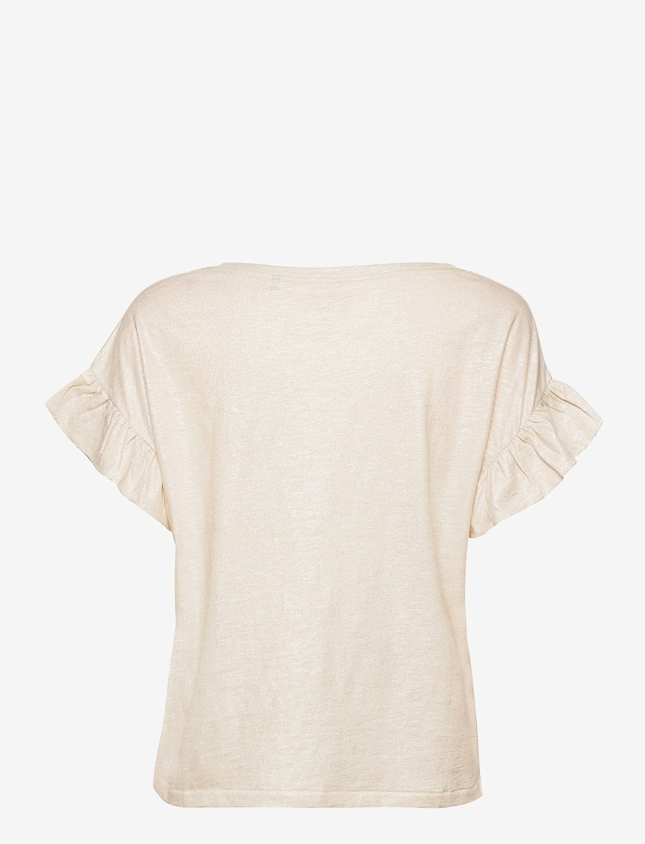 Day Birger et Mikkelsen - Day Permanent - t-shirts - ivory - 1