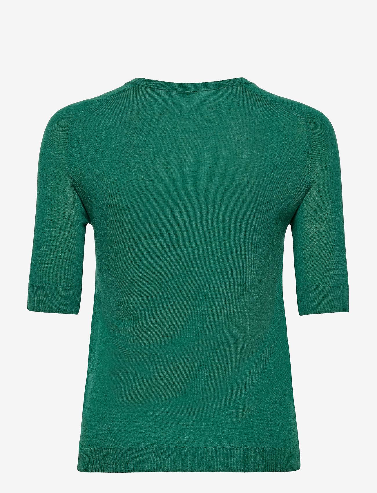 Day Birger et Mikkelsen - Day Whitney - gebreide t-shirts - wasabi - 1