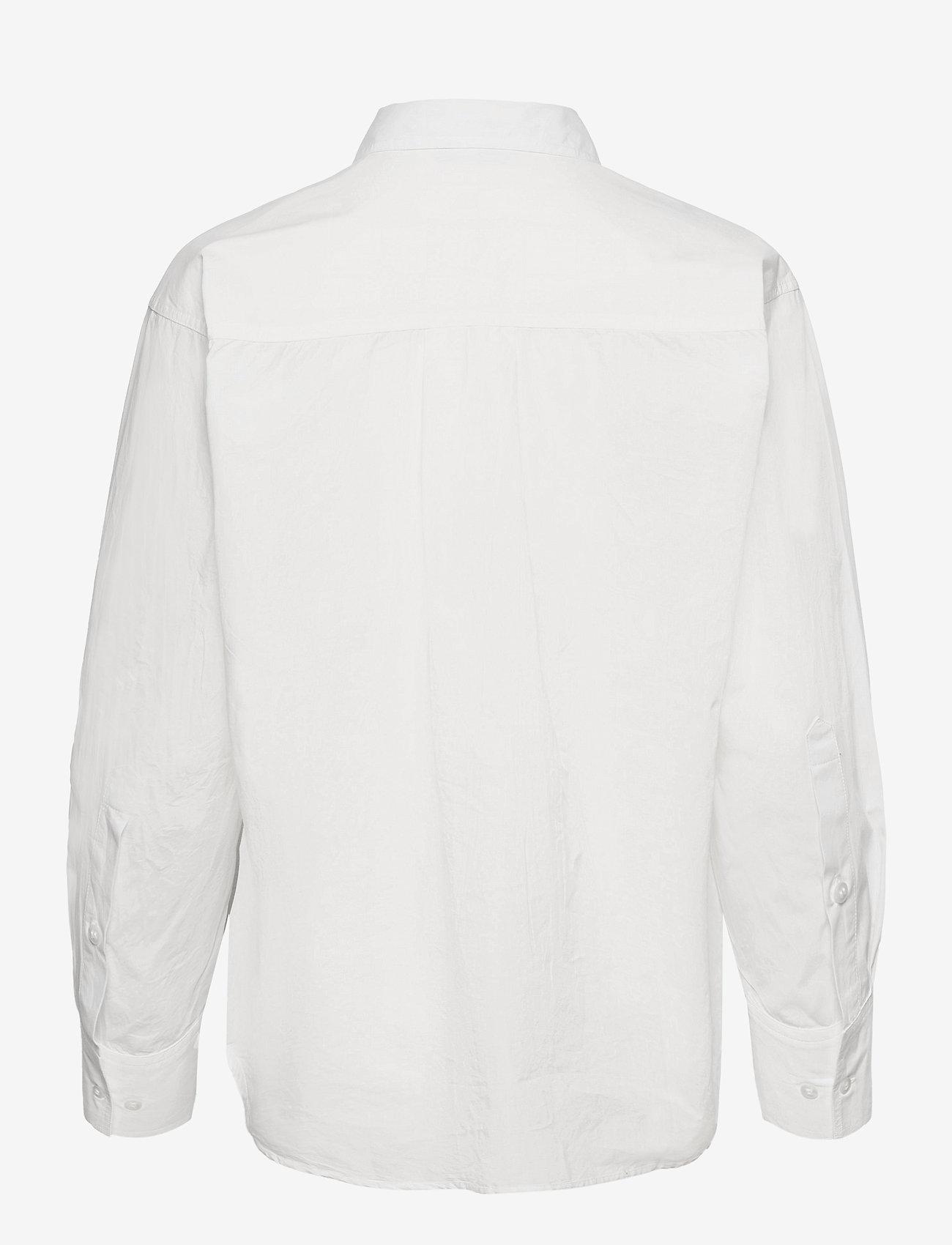 Day Birger et Mikkelsen - Day Listen - langærmede skjorter - white fog - 1