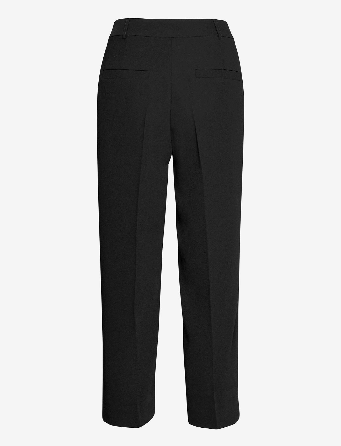 Day Birger et Mikkelsen - Day Classic Gabardine - bukser med lige ben - black - 1