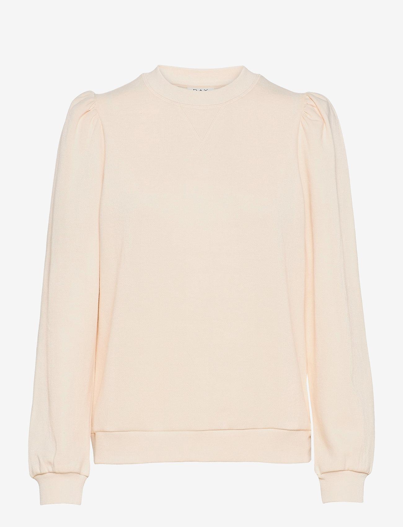 Day Birger et Mikkelsen - Day Spin - sweatshirts - ivory - 0