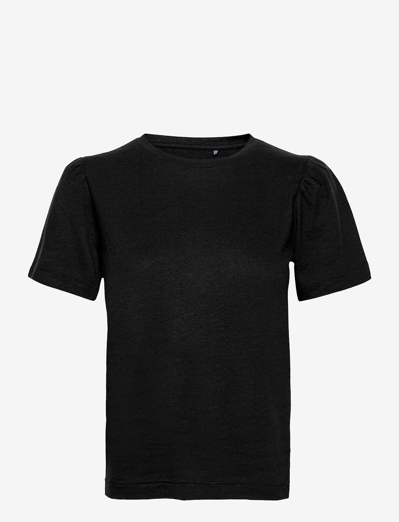 Day Birger et Mikkelsen - DAY Carina - t-shirts - black - 0