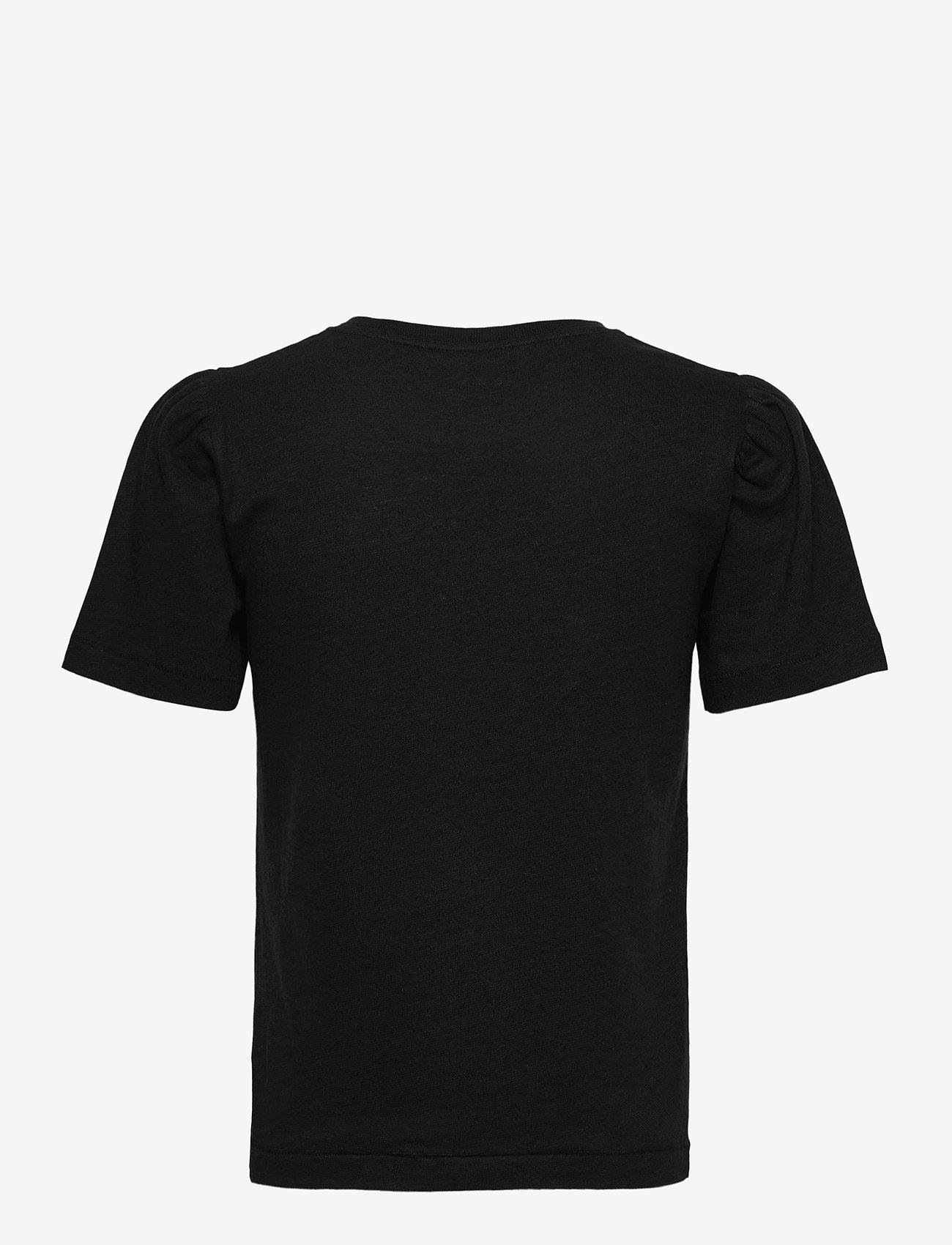 Day Birger et Mikkelsen - DAY Carina - t-shirts - black - 1