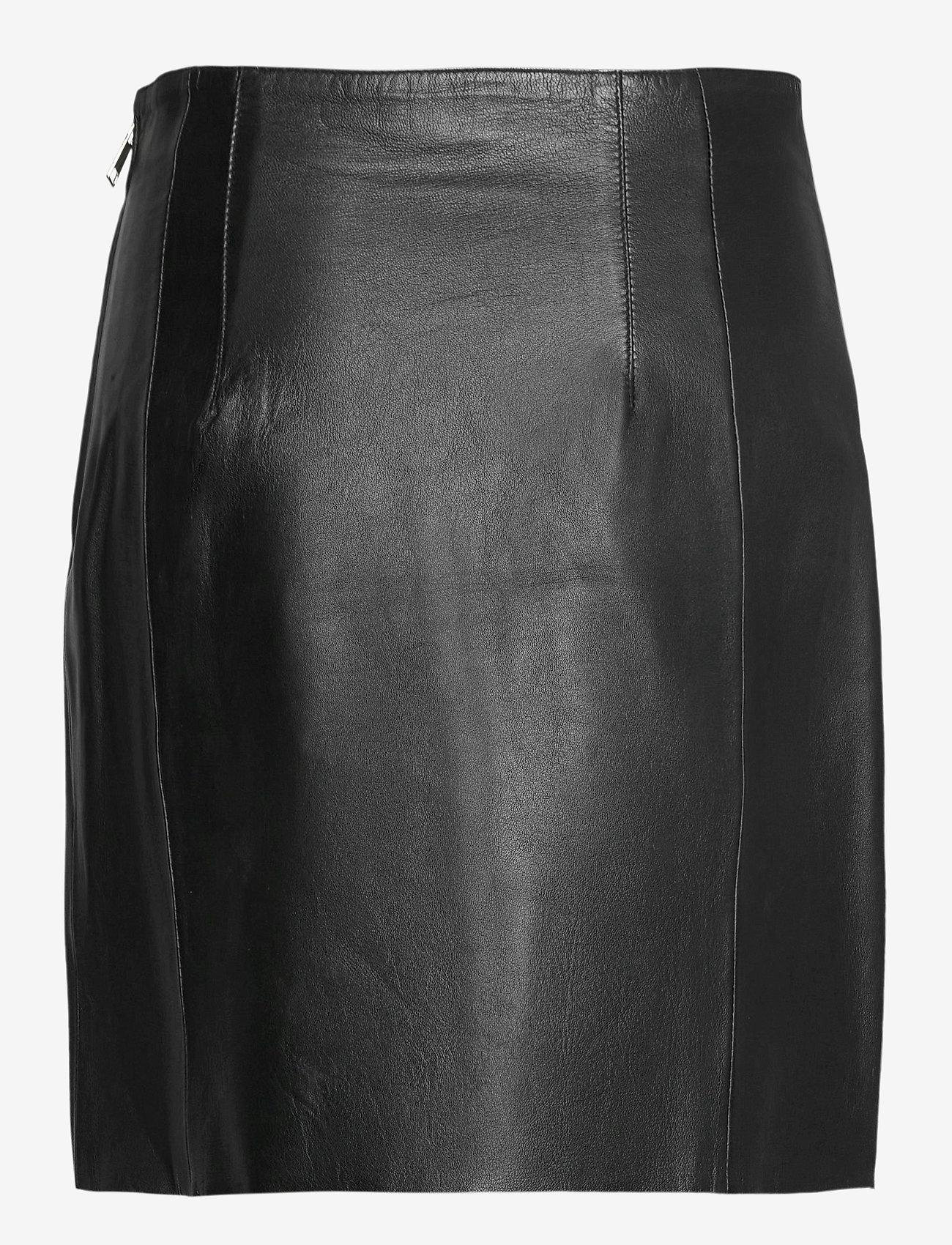Day Birger et Mikkelsen - Day Take Care - pencil skirts - black - 1