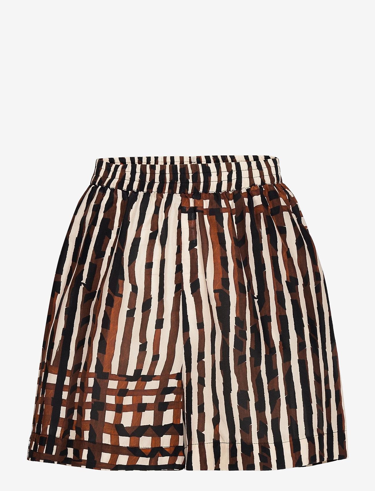 Day Birger et Mikkelsen - Day Sketch - shorts casual - ivory - 1